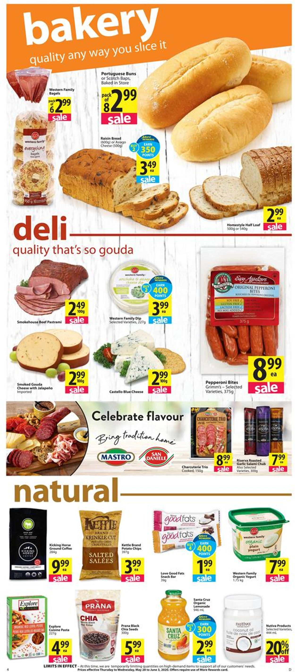 Save-On-Foods Flyer - 05/28-06/03/2020 (Page 4)