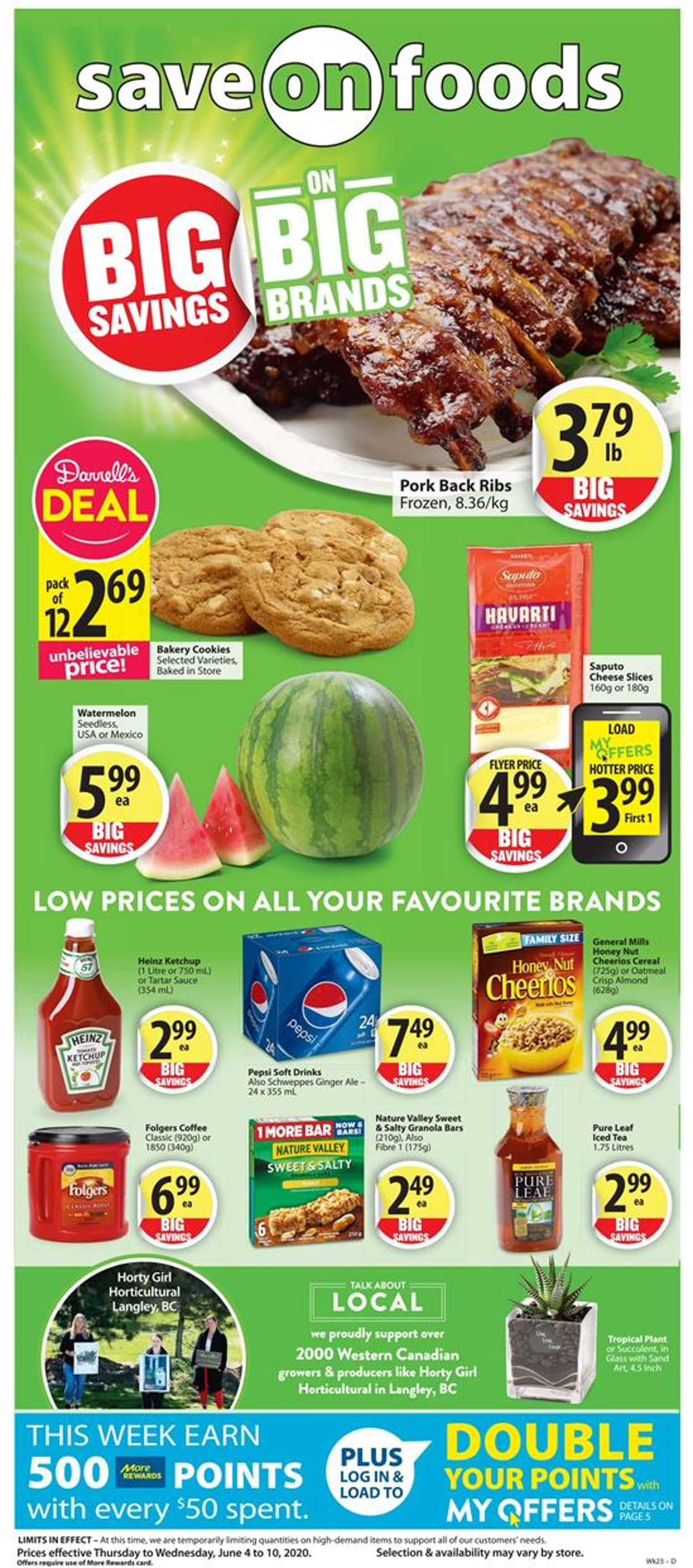 Save-On-Foods Flyer - 06/04-06/10/2020