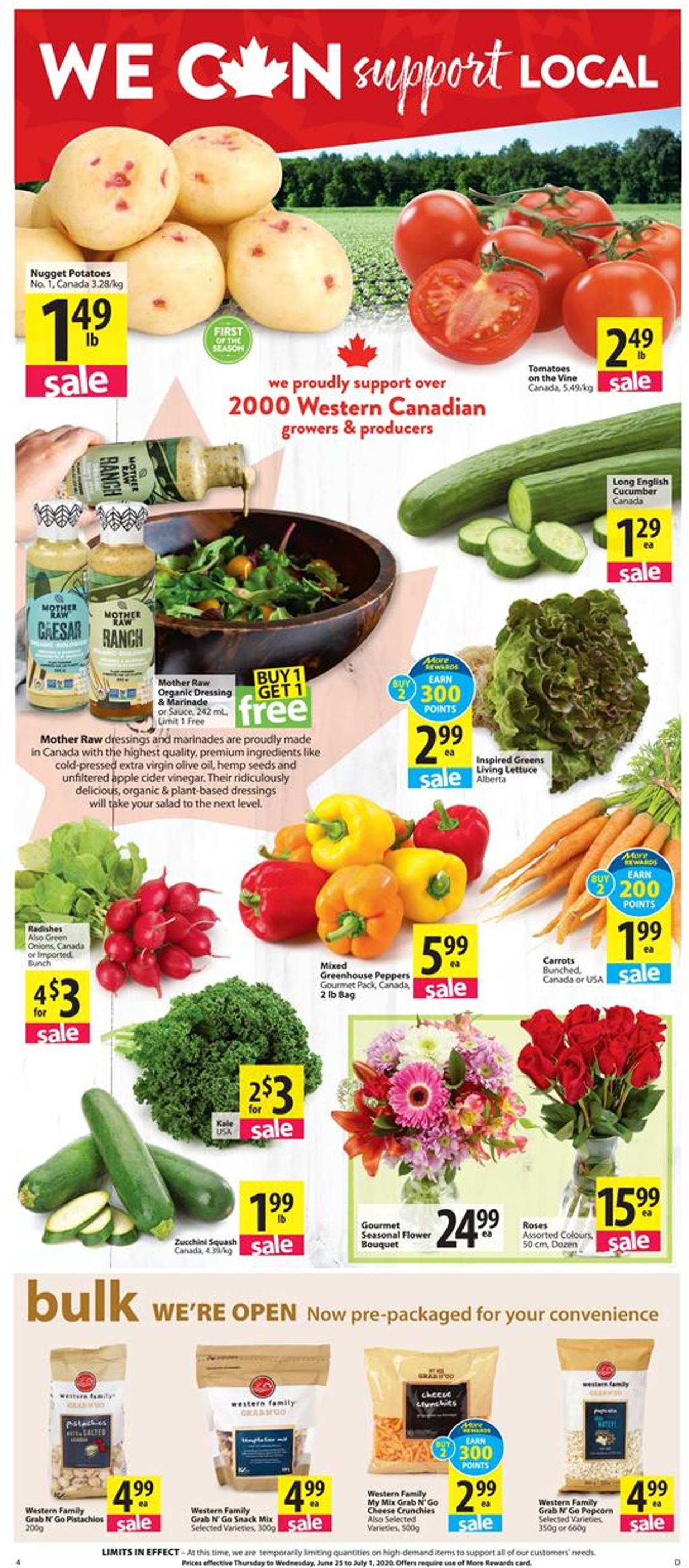 Save-On-Foods Flyer - 06/25-07/01/2020 (Page 6)