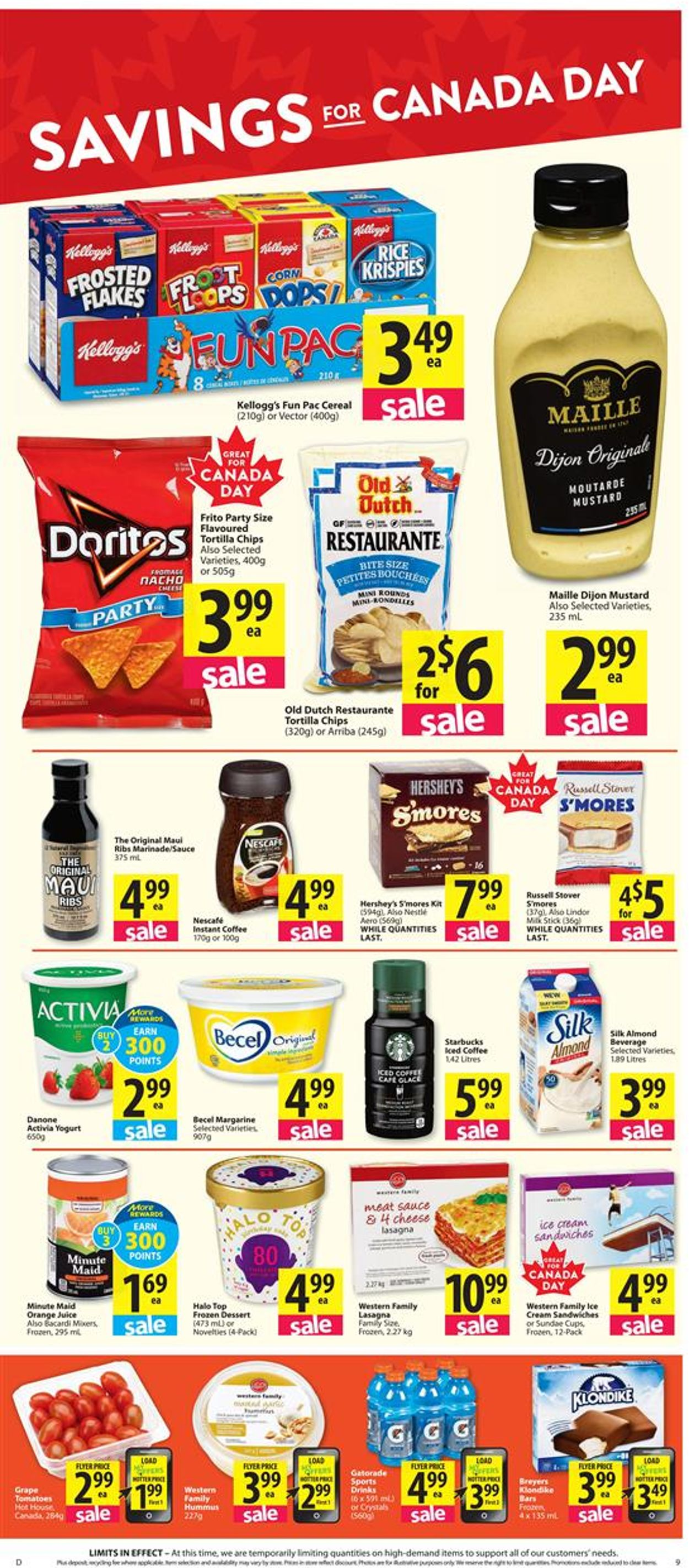 Save-On-Foods Flyer - 06/25-07/01/2020 (Page 11)