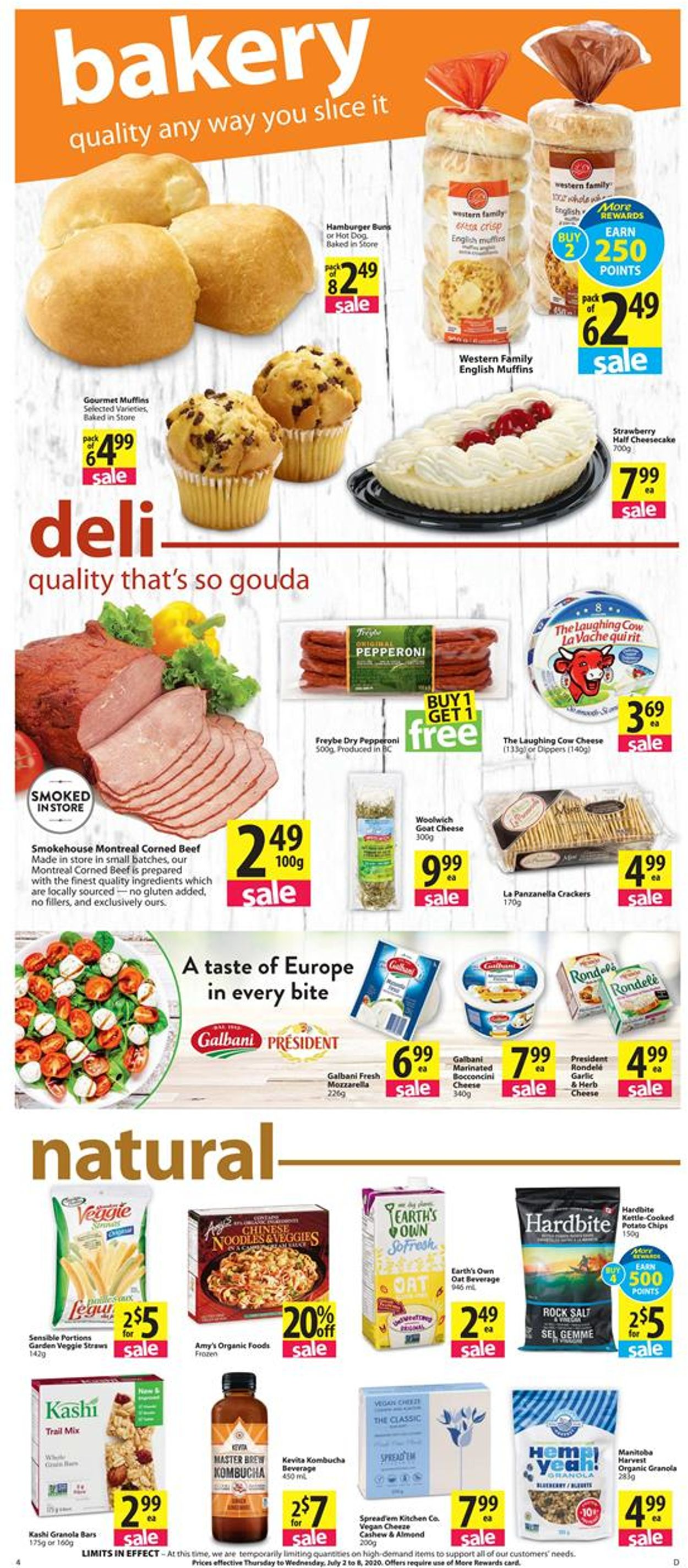 Save-On-Foods Flyer - 07/02-07/08/2020 (Page 4)