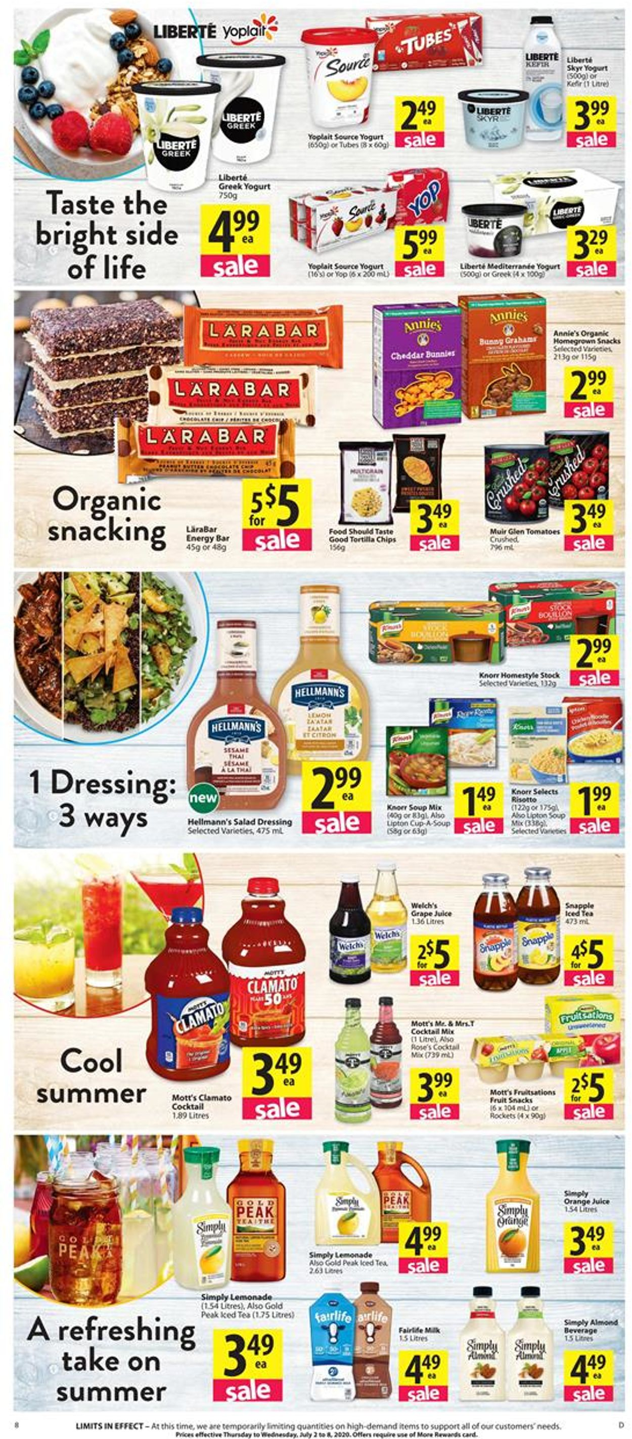 Save-On-Foods Flyer - 07/02-07/08/2020 (Page 8)