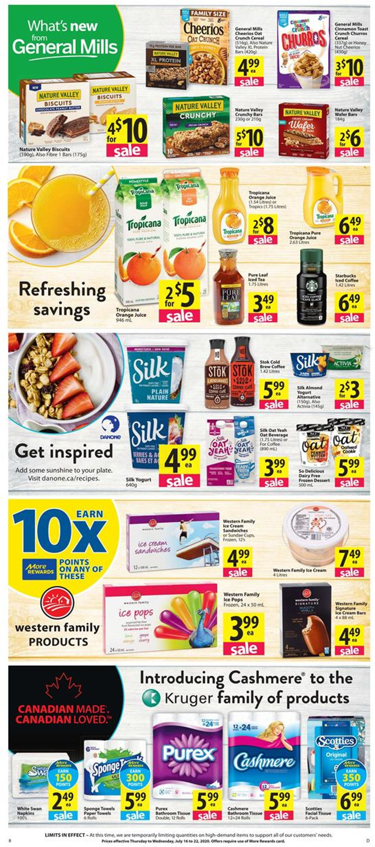Save-On-Foods Flyer - 07/16-07/22/2020 (Page 8)