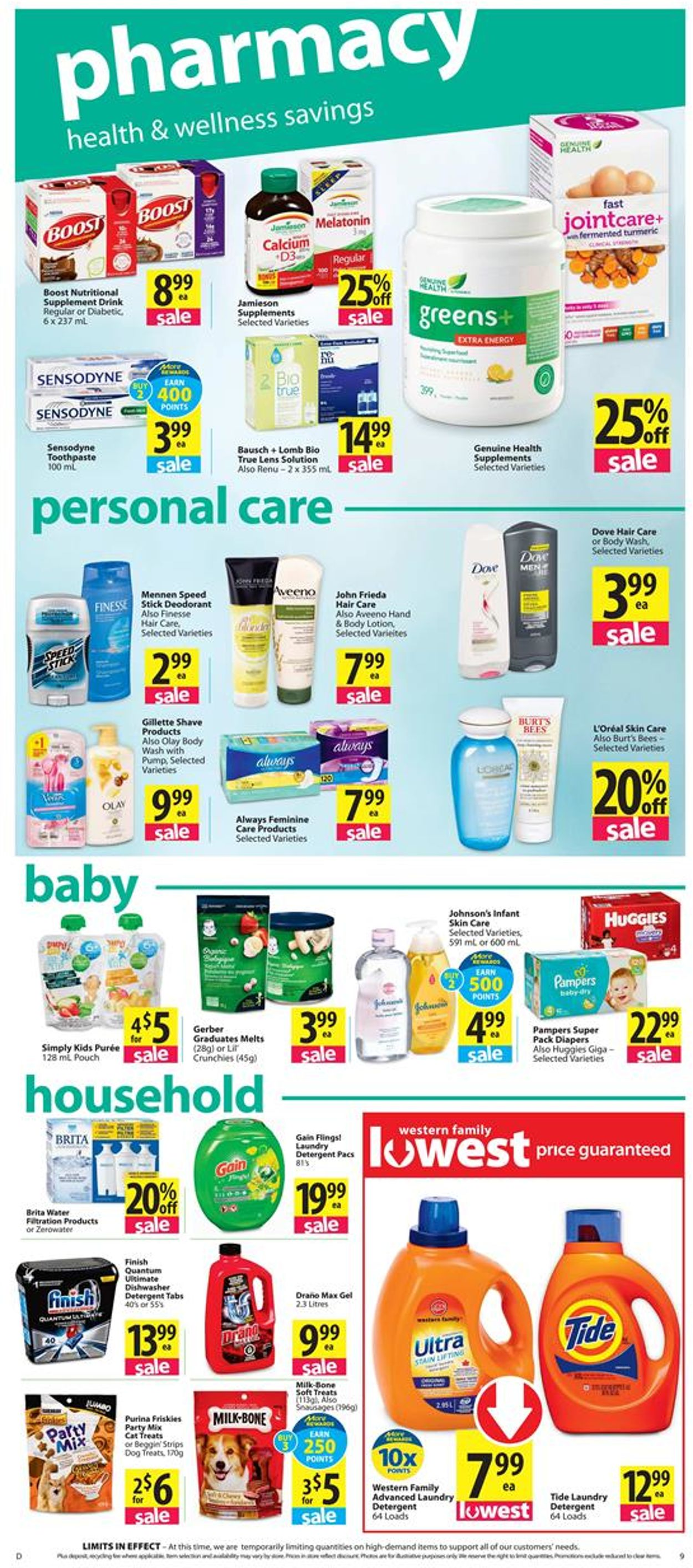 Save-On-Foods Flyer - 07/16-07/22/2020 (Page 9)