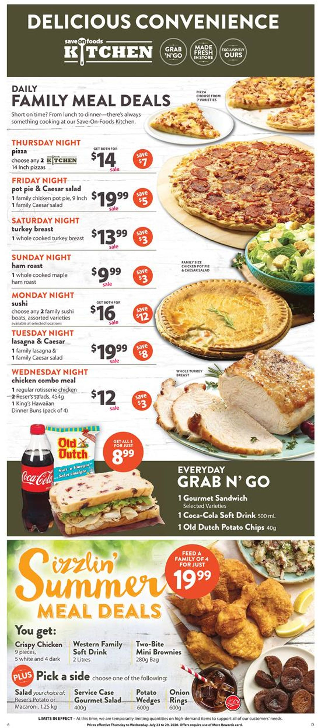 Save-On-Foods Flyer - 07/23-07/29/2020 (Page 6)