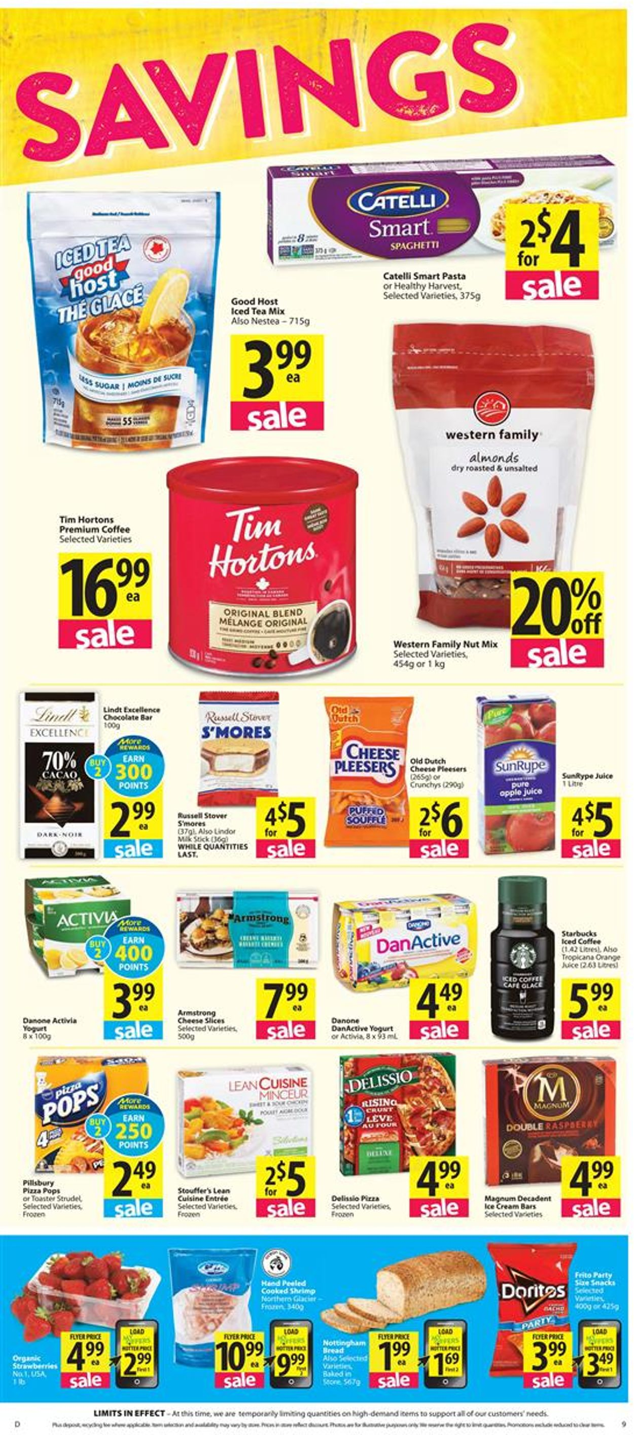 Save-On-Foods Flyer - 07/30-08/05/2020 (Page 9)