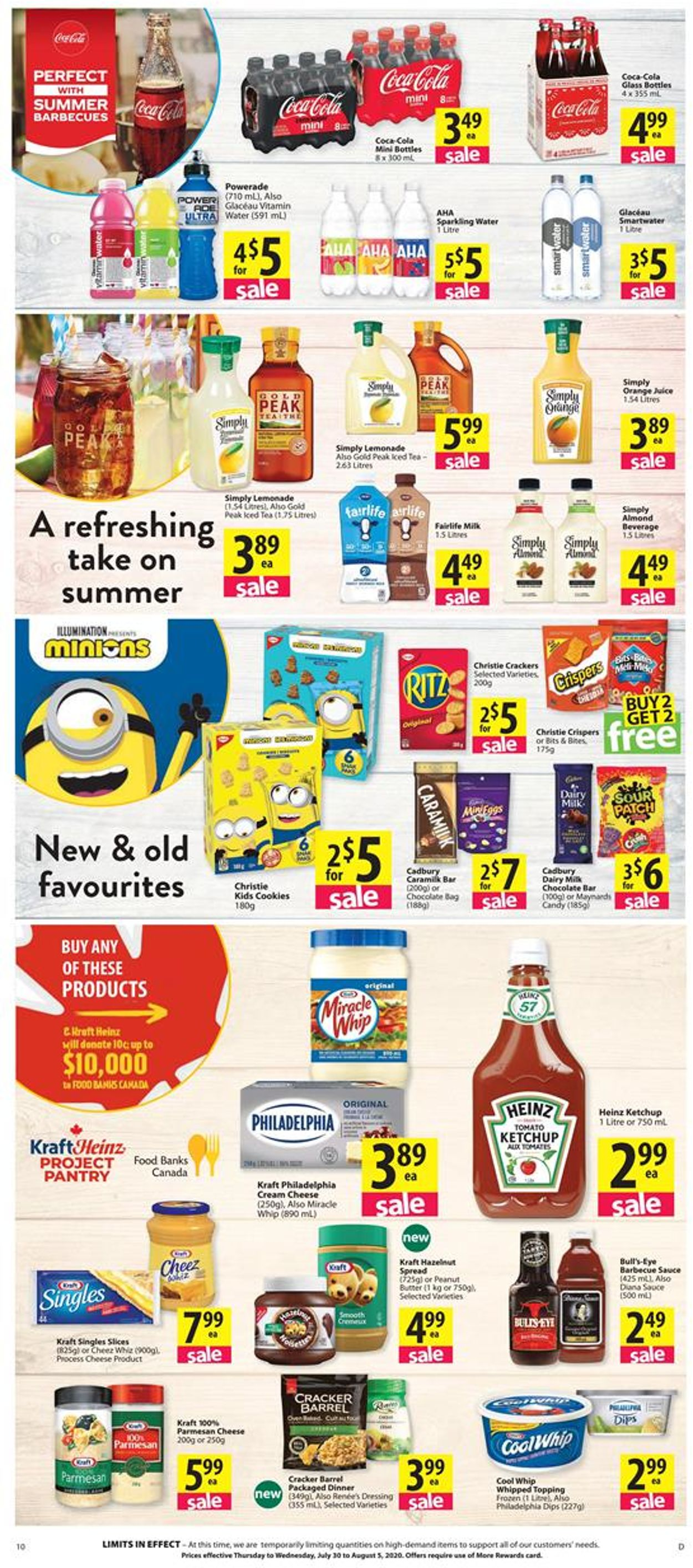 Save-On-Foods Flyer - 07/30-08/05/2020 (Page 10)