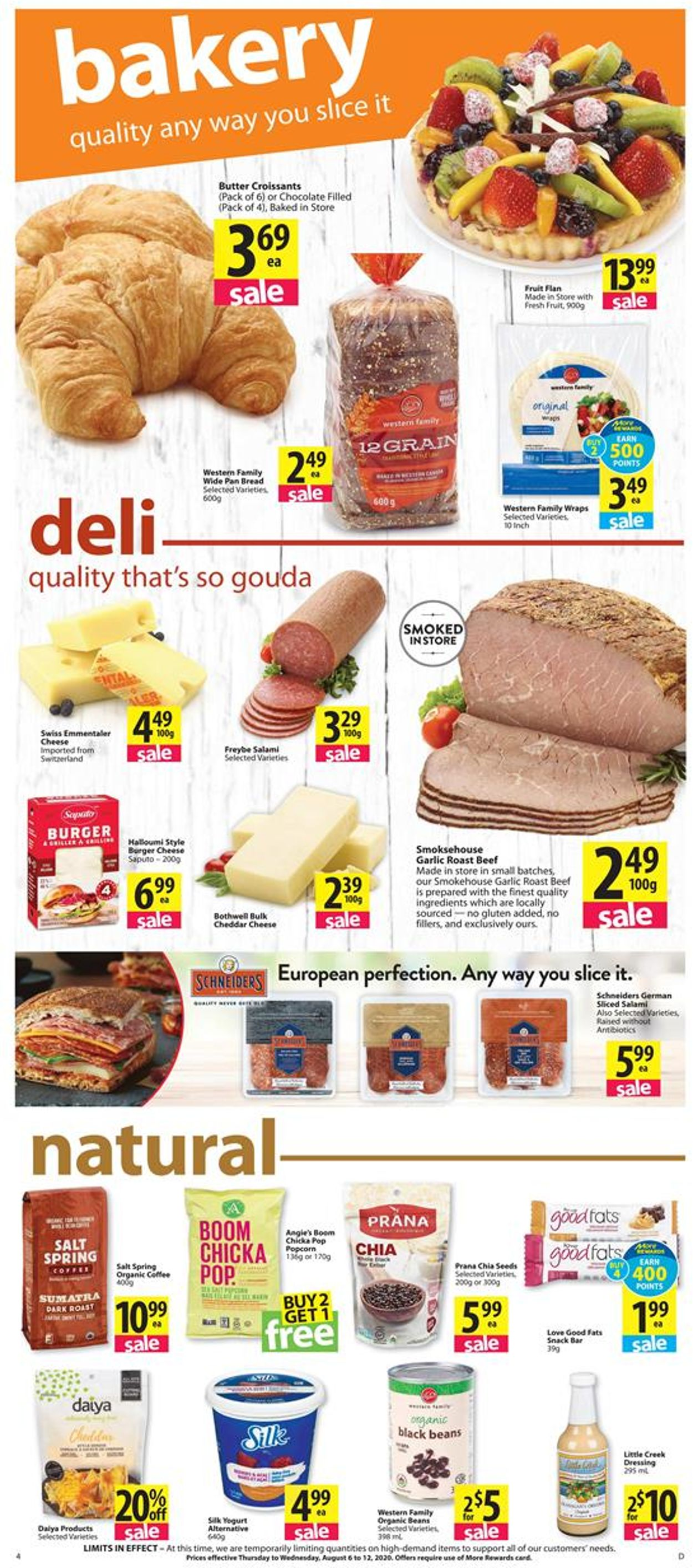 Save-On-Foods Flyer - 08/06-08/12/2020 (Page 4)