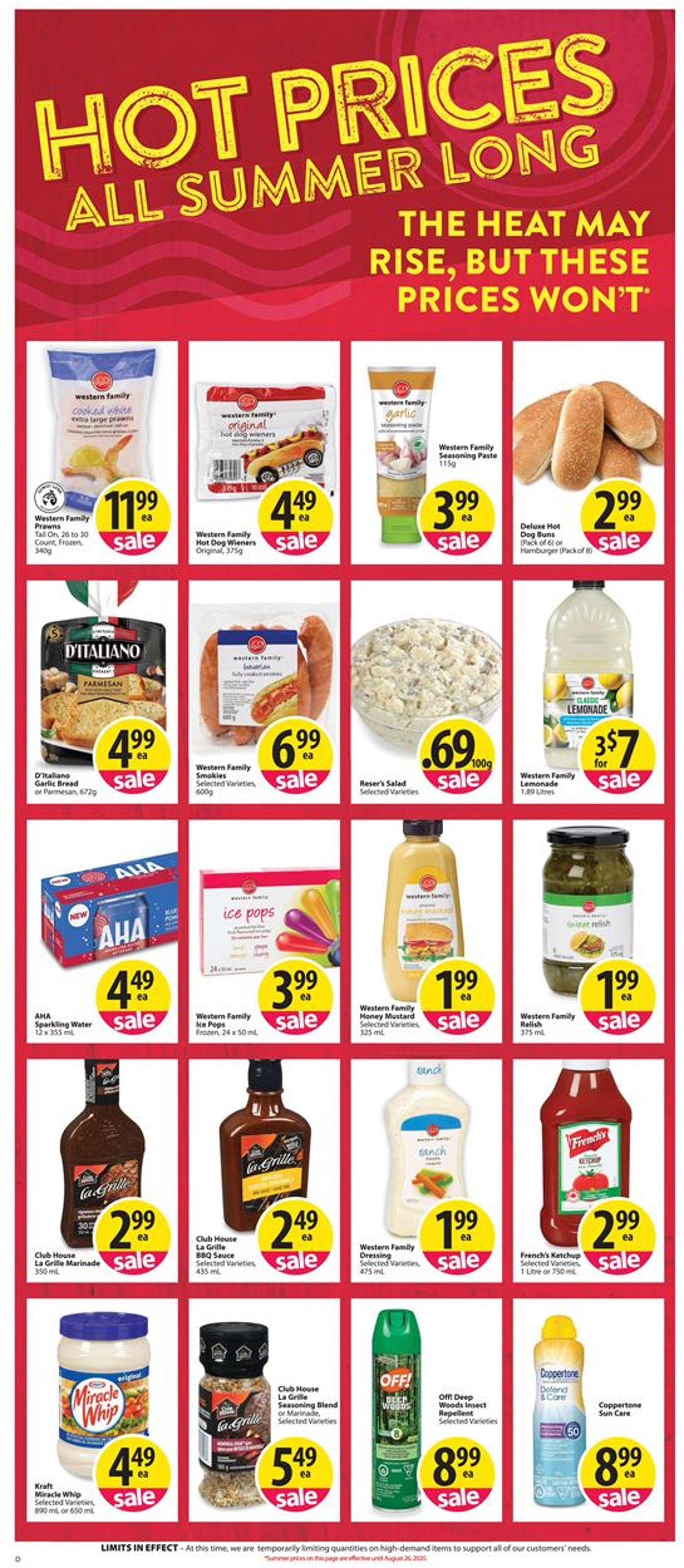 Save-On-Foods Flyer - 08/06-08/12/2020 (Page 13)