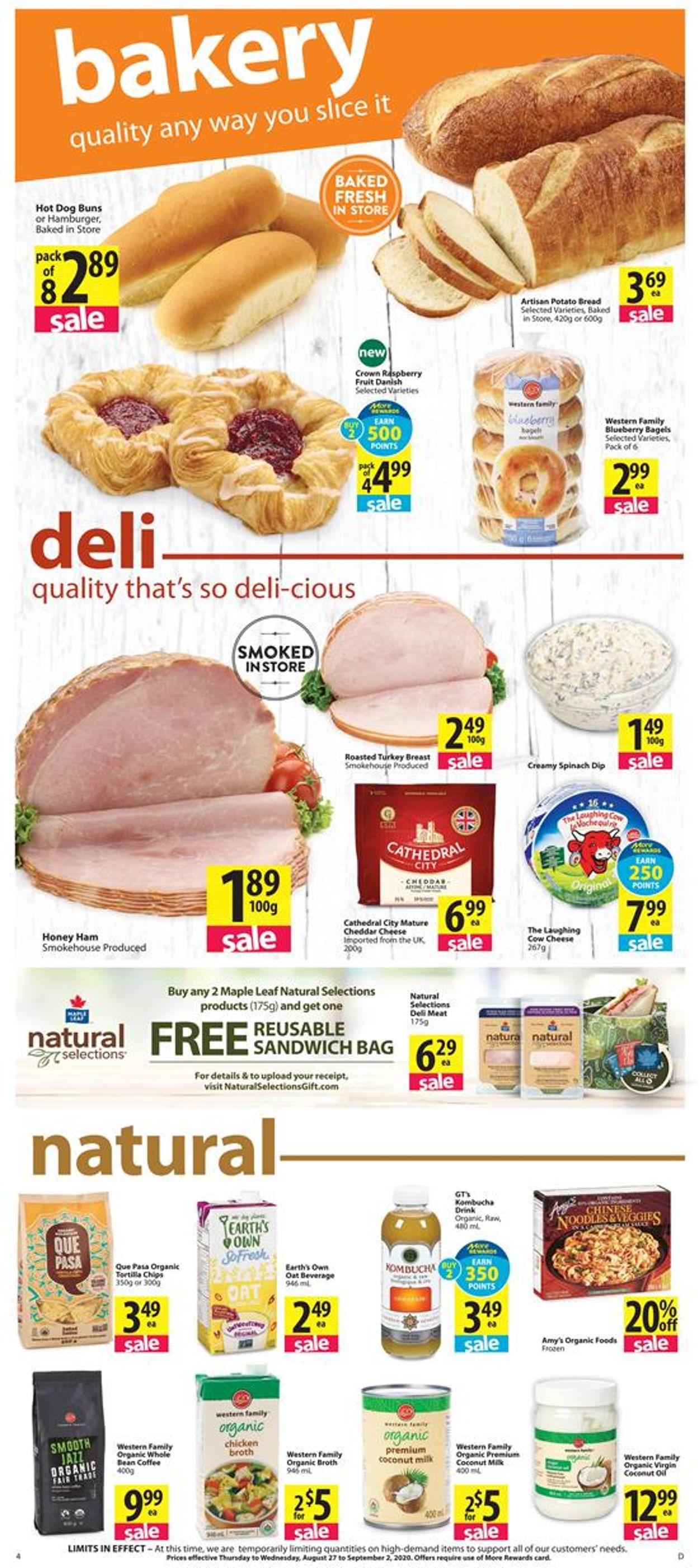 Save-On-Foods Flyer - 08/27-09/02/2020 (Page 4)