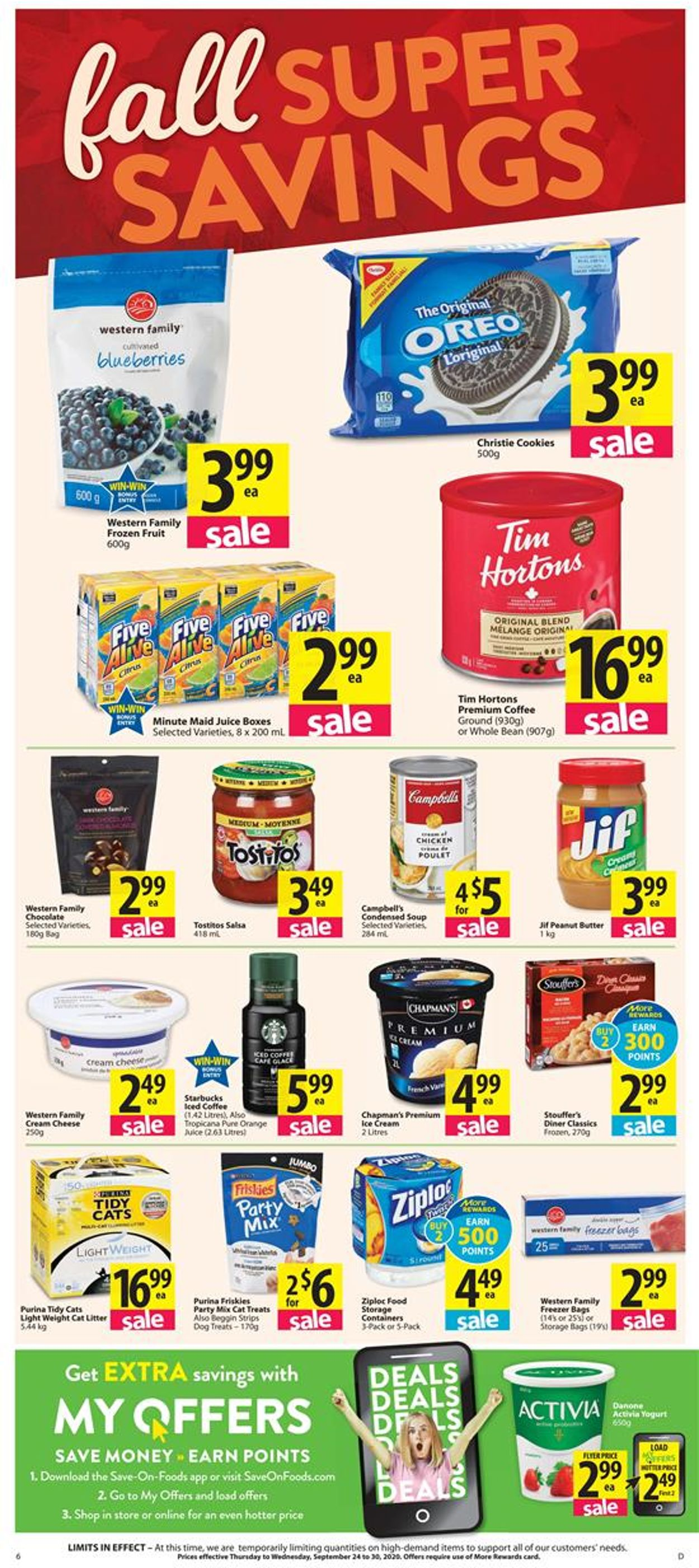 Save-On-Foods Flyer - 09/24-09/30/2020 (Page 6)