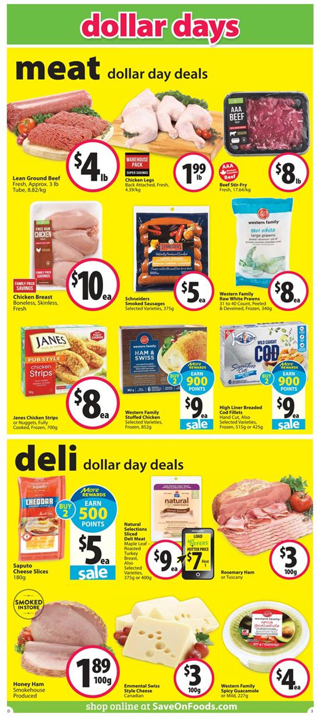 Save-On-Foods Flyer - 10/15-10/21/2020 (Page 5)