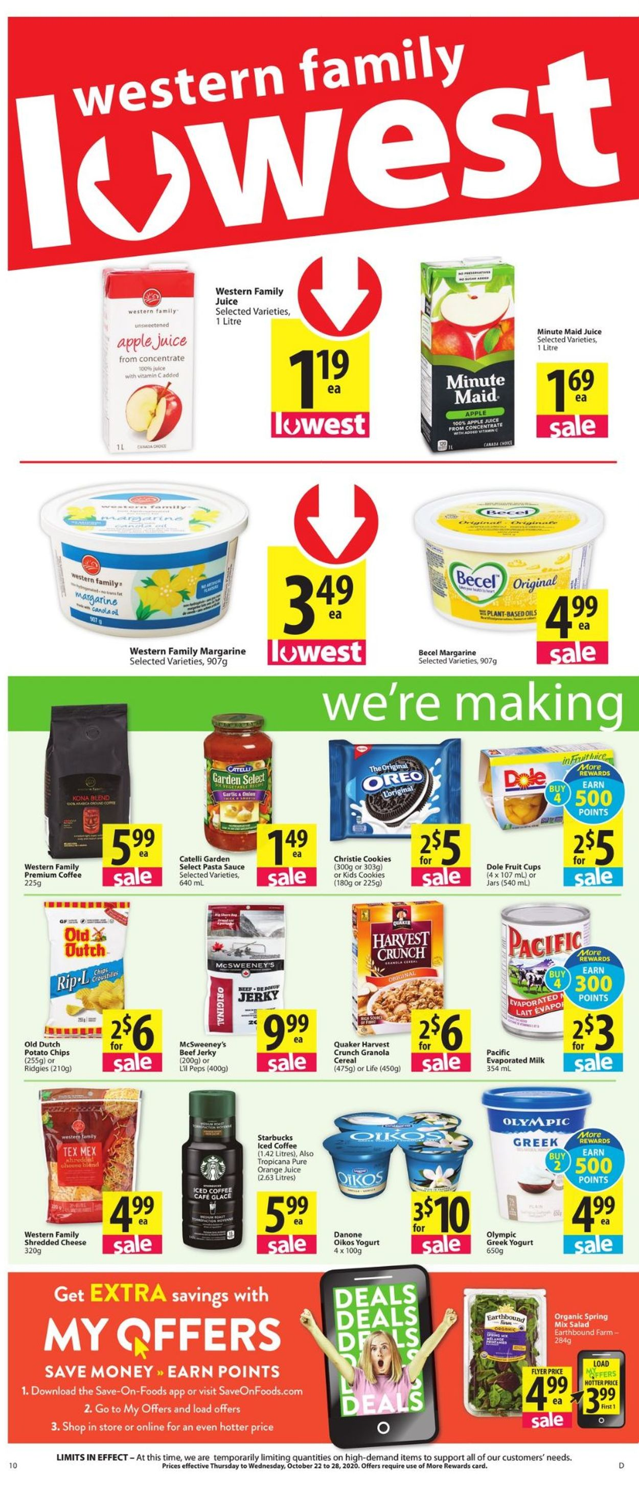 Save-On-Foods Flyer - 10/22-10/28/2020 (Page 10)
