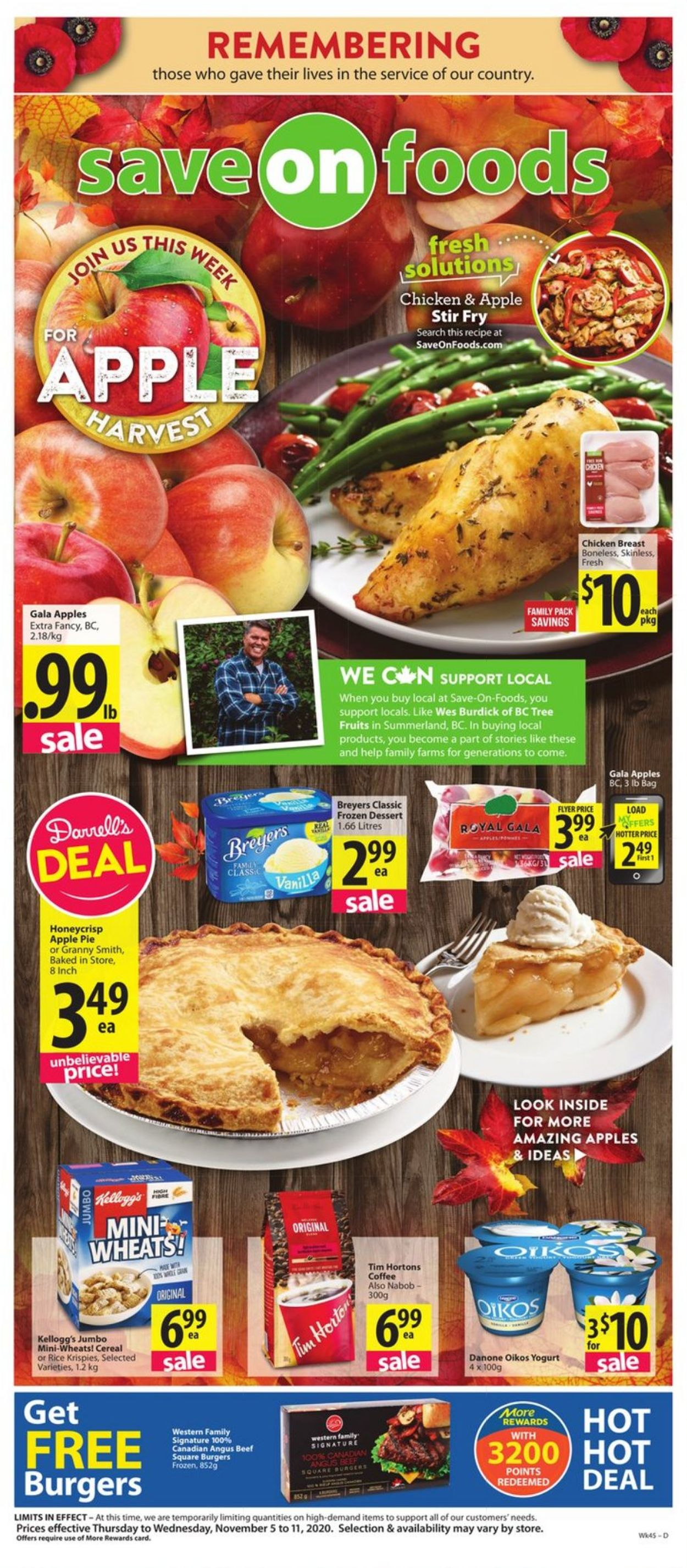 Save-On-Foods Flyer - 11/05-11/11/2020