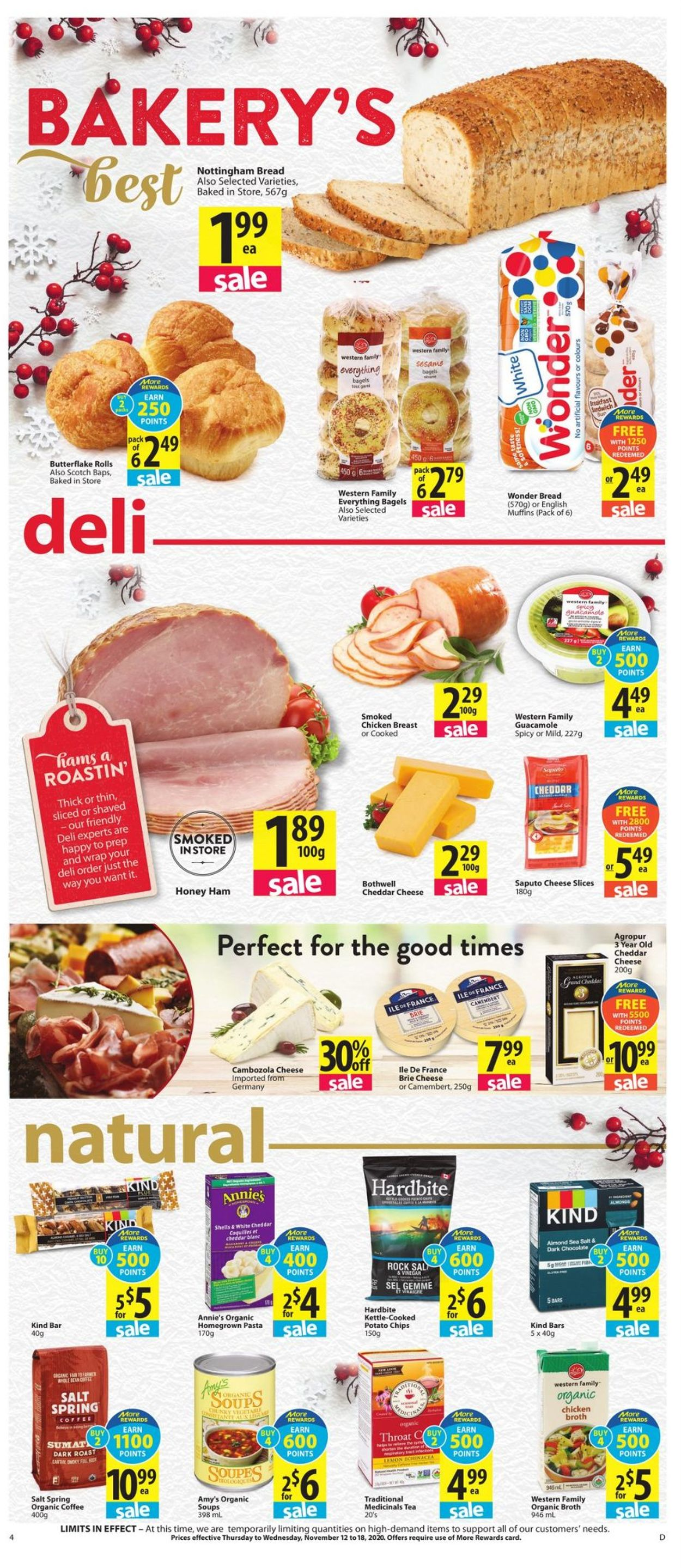 Save-On-Foods Flyer - 11/12-11/18/2020 (Page 4)