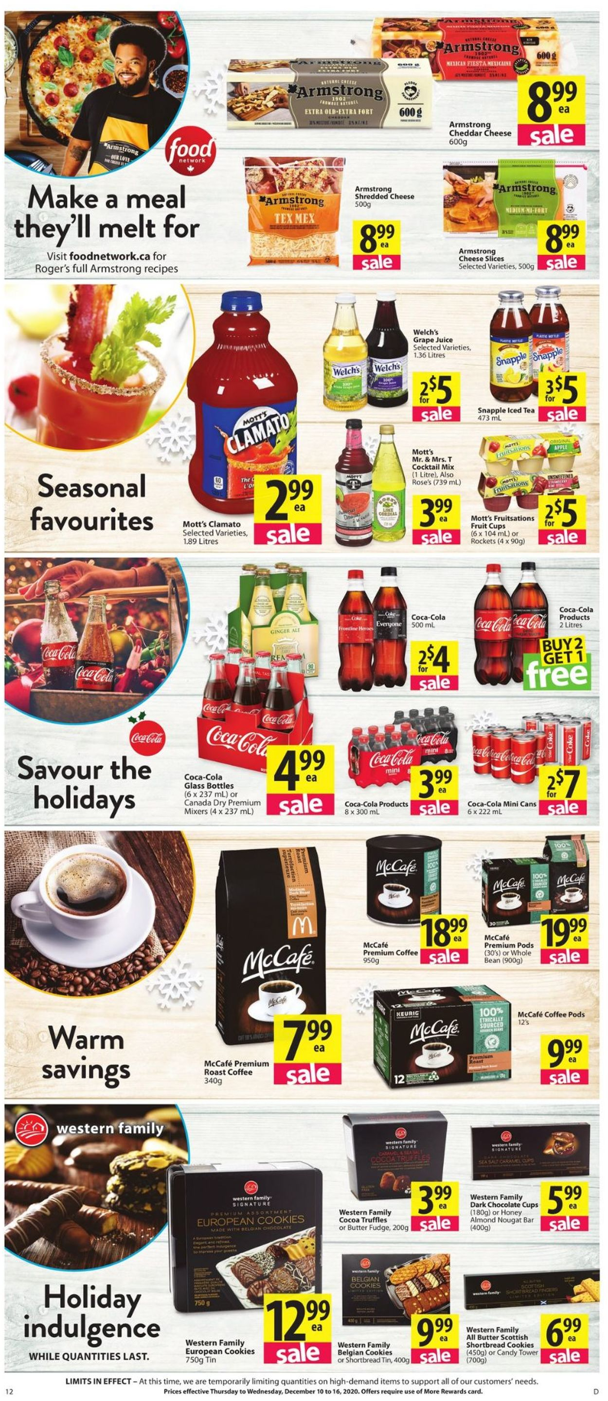 Save-On-Foods - Holiday 2020 Flyer - 12/10-12/16/2020 (Page 12)