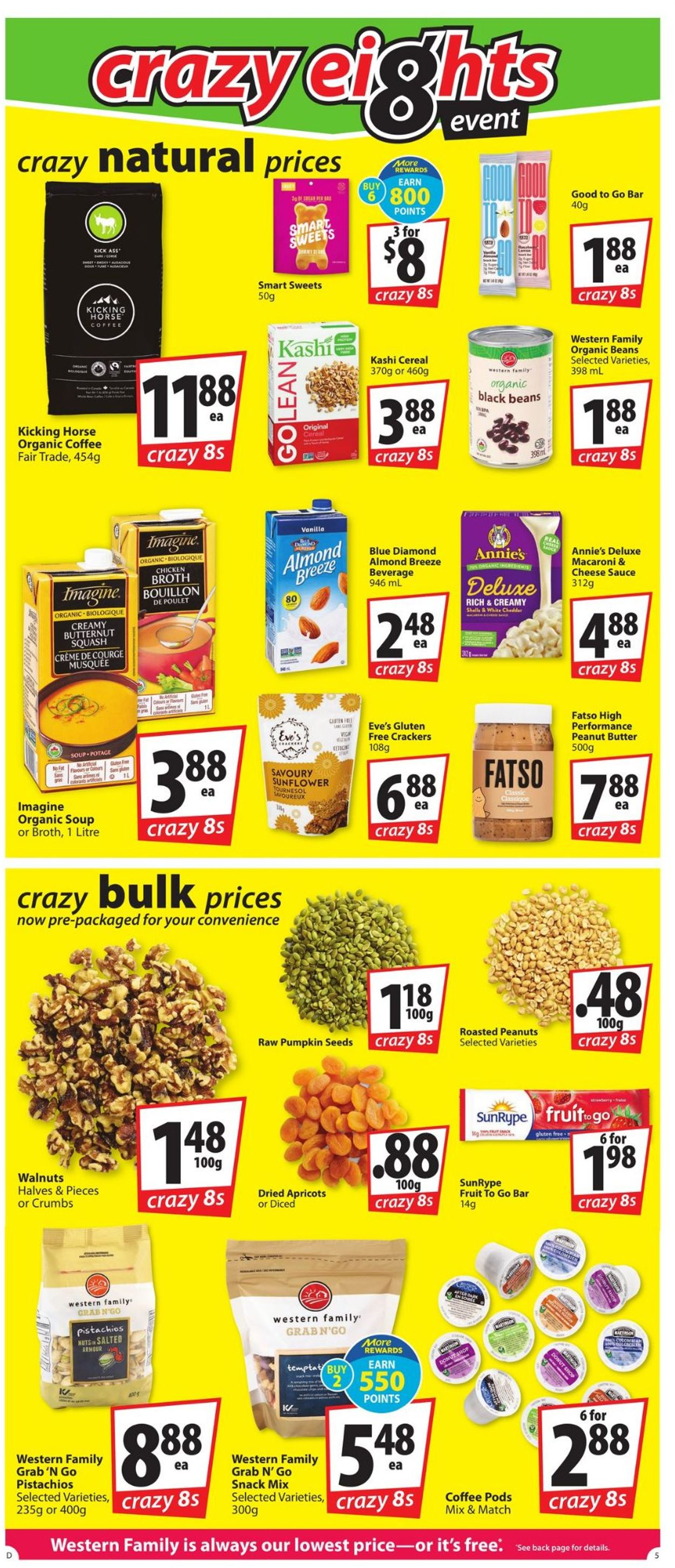 Save-On-Foods - Crazy Eigths 2021 Flyer - 01/02-01/06/2021 (Page 5)