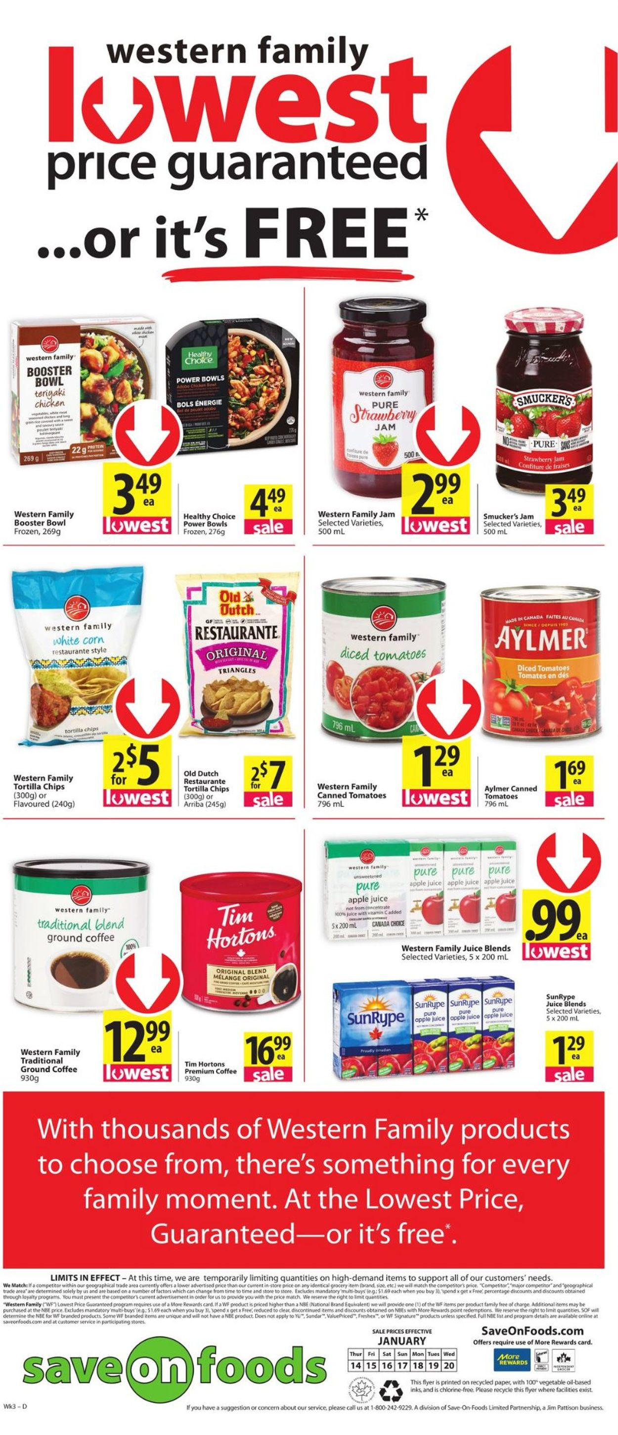 Save-On-Foods Flyer - 01/14-01/20/2021 (Page 12)