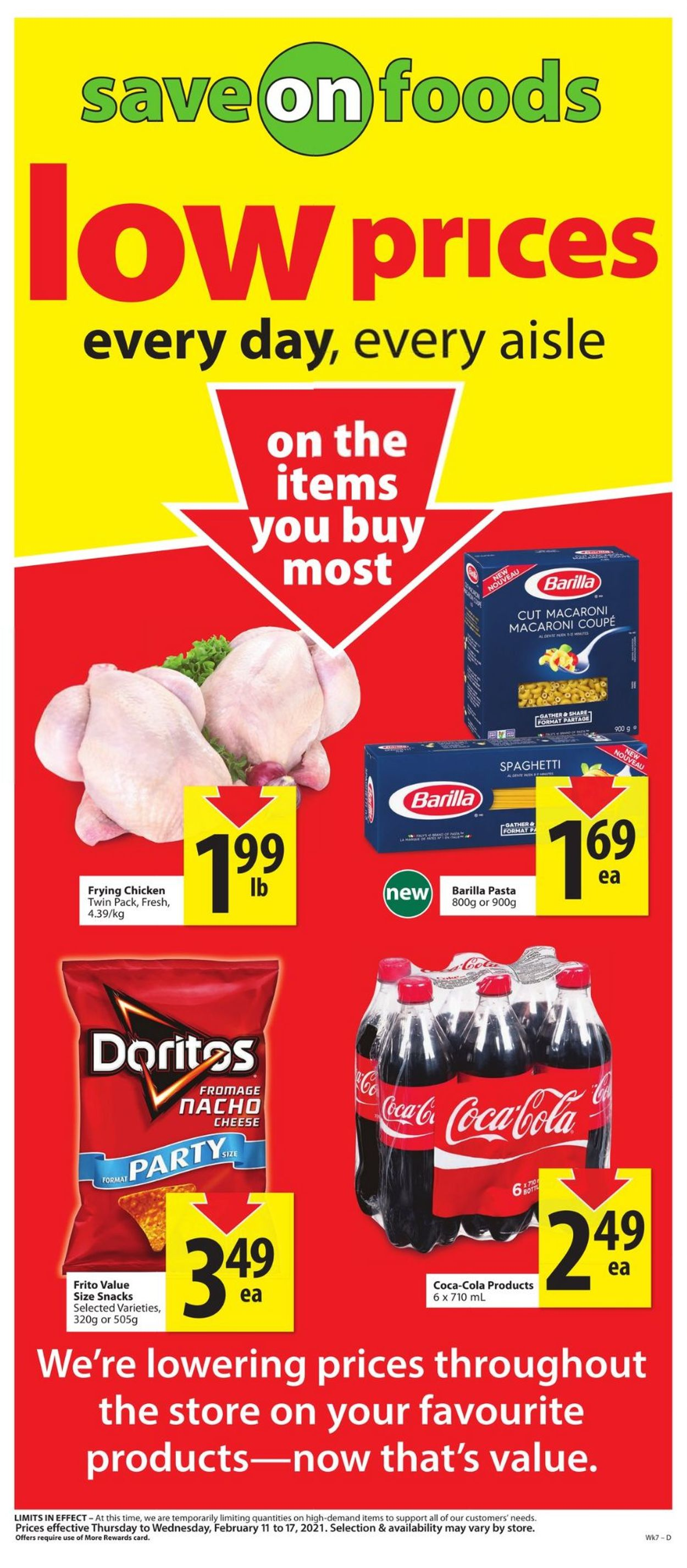 Save-On-Foods Flyer - 02/11-02/17/2021