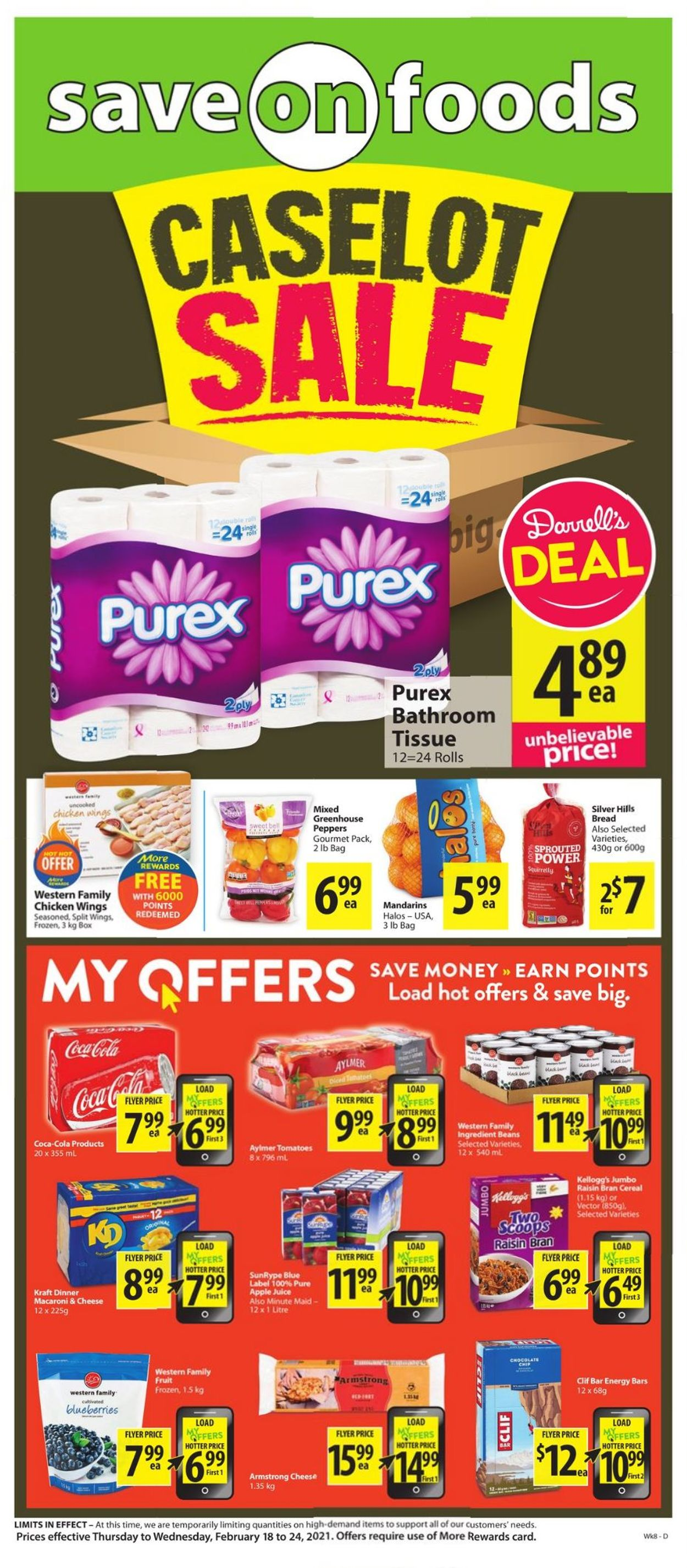 Save-On-Foods Flyer - 02/18-02/24/2021