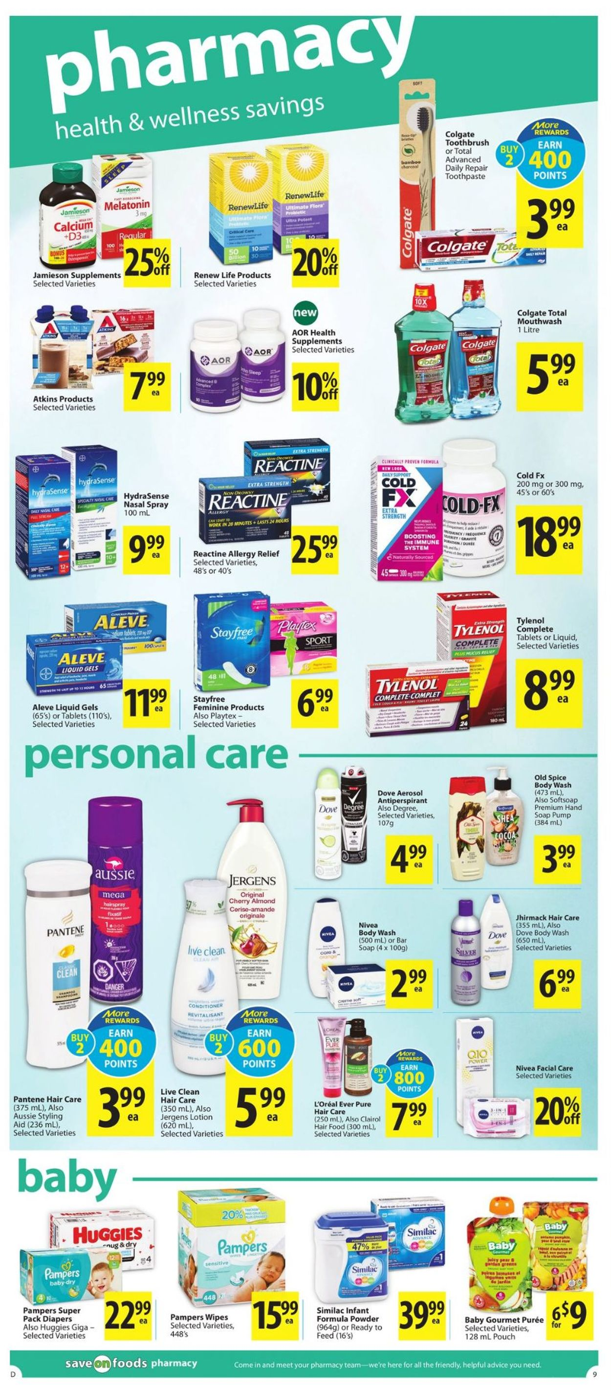 Save-On-Foods Flyer - 02/25-03/03/2021 (Page 9)