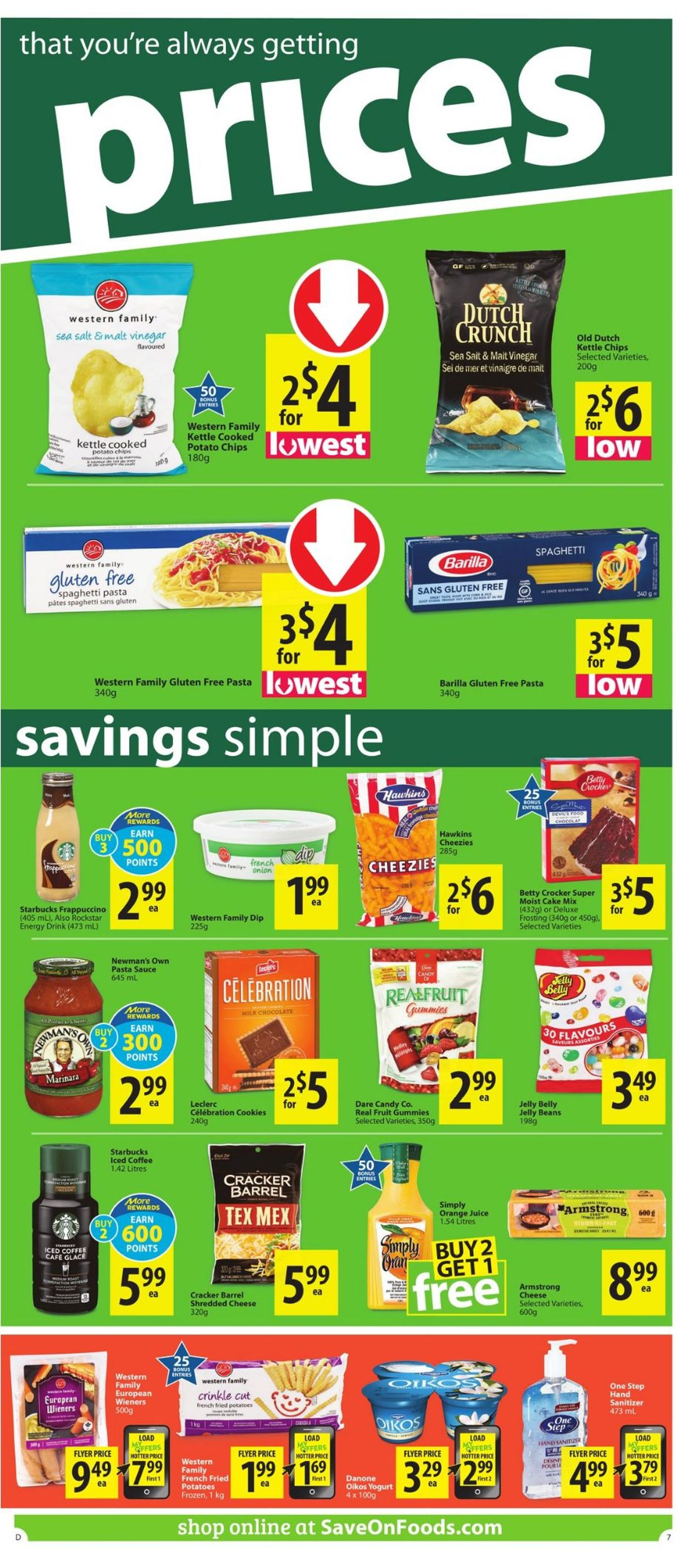 Save-On-Foods Flyer - 03/11-03/17/2021 (Page 7)