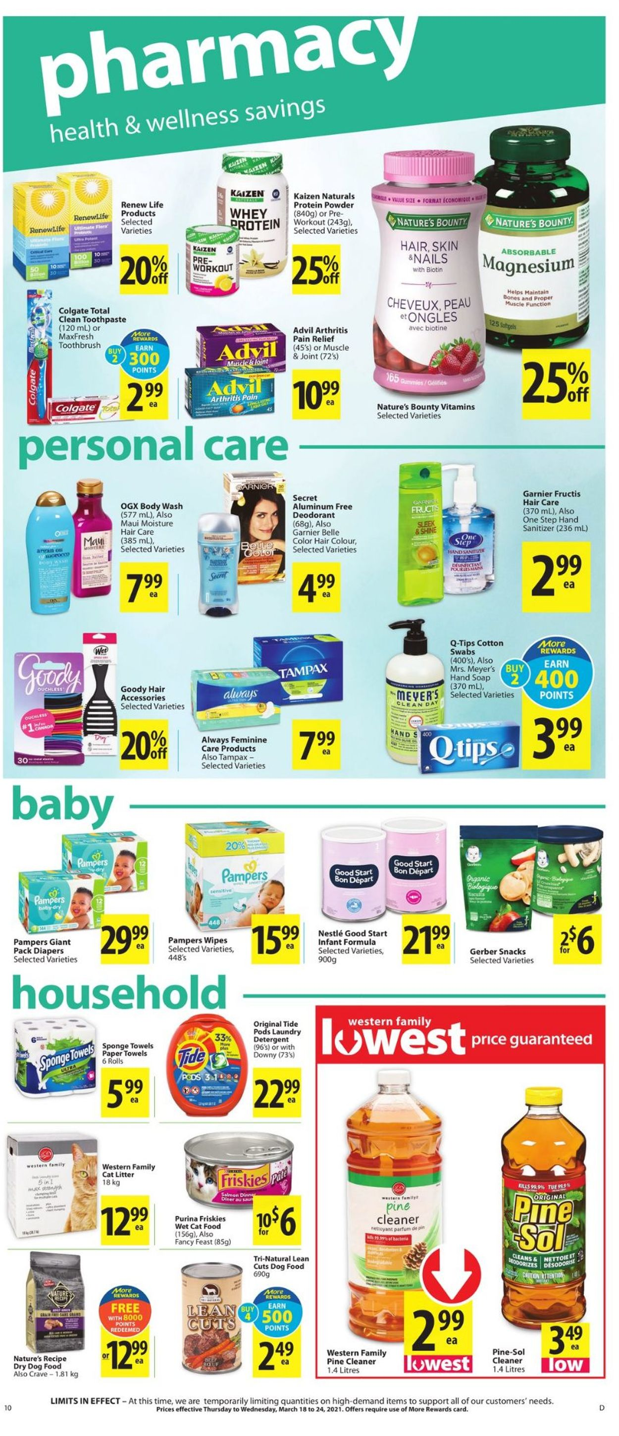Save-On-Foods Flyer - 03/18-03/24/2021 (Page 10)