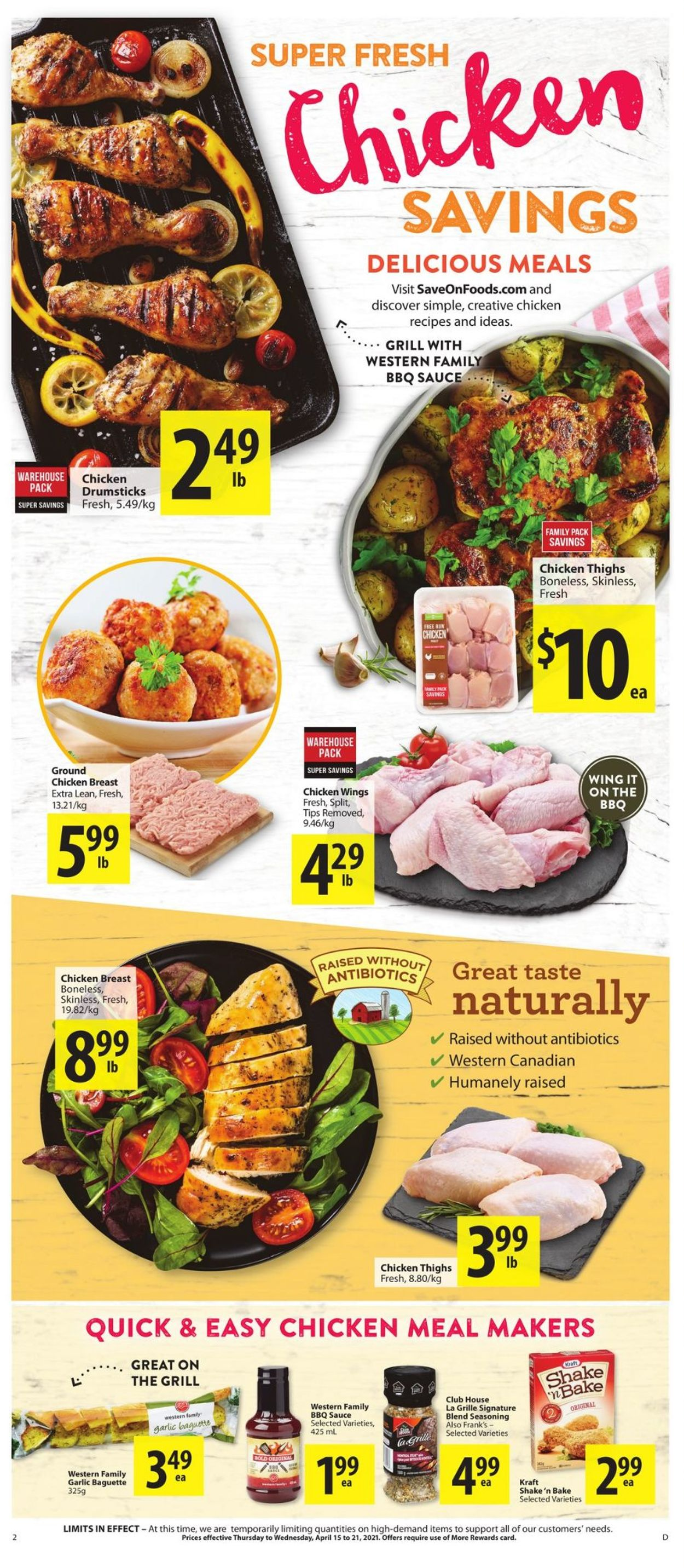 Save-On-Foods Flyer - 04/15-04/21/2021 (Page 2)
