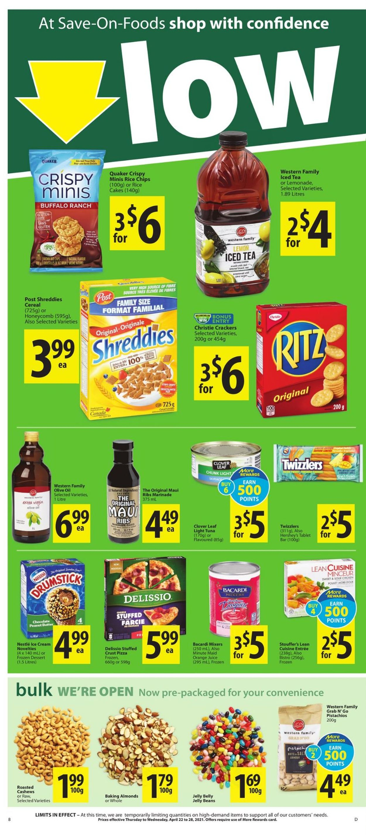 Save-On-Foods Flyer - 04/22-04/28/2021 (Page 8)