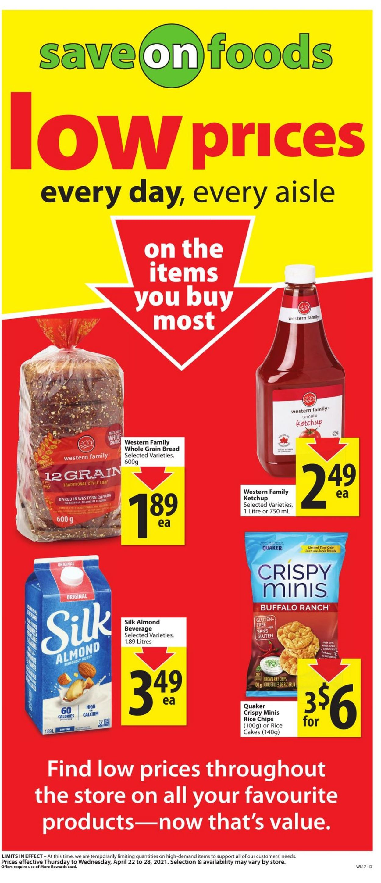 Save-On-Foods Flyer - 04/22-04/28/2021 (Page 13)