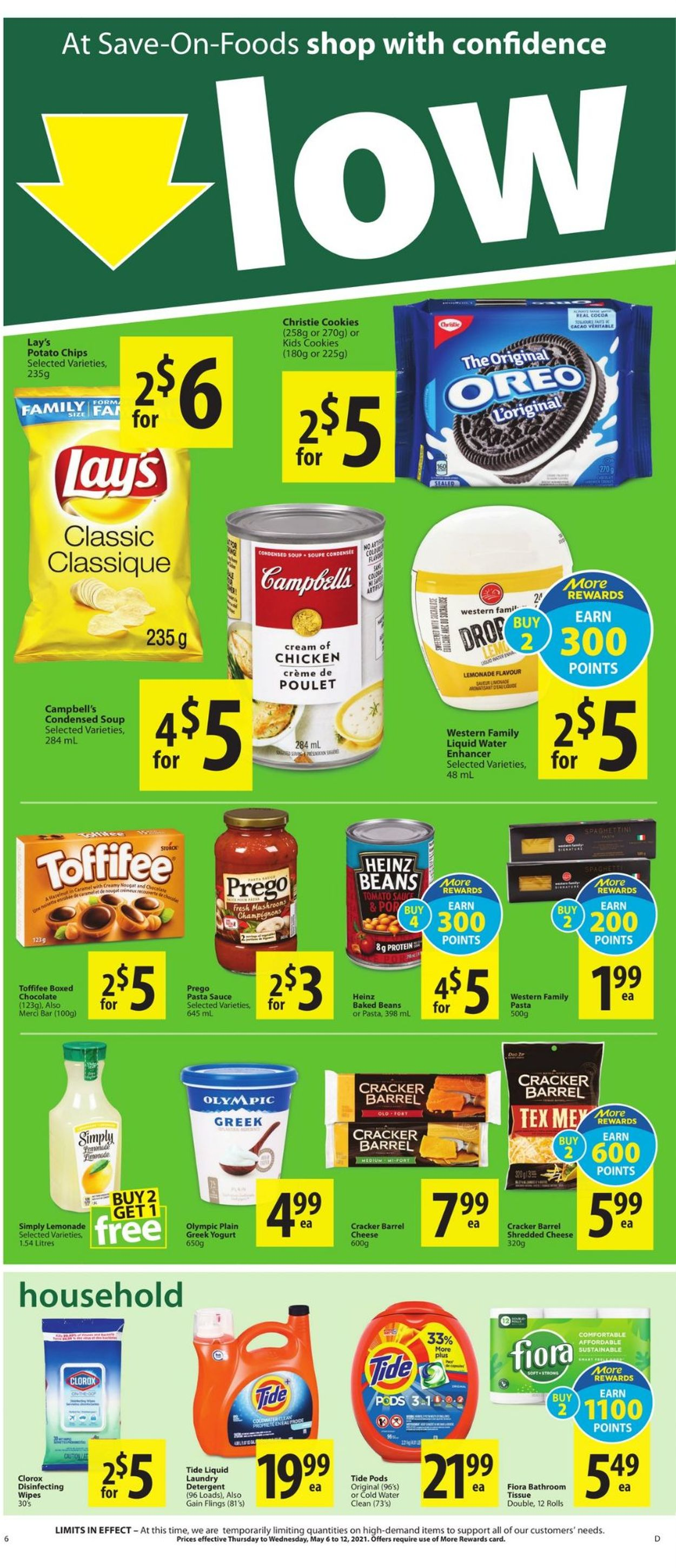 Save-On-Foods Flyer - 05/06-05/12/2021 (Page 10)