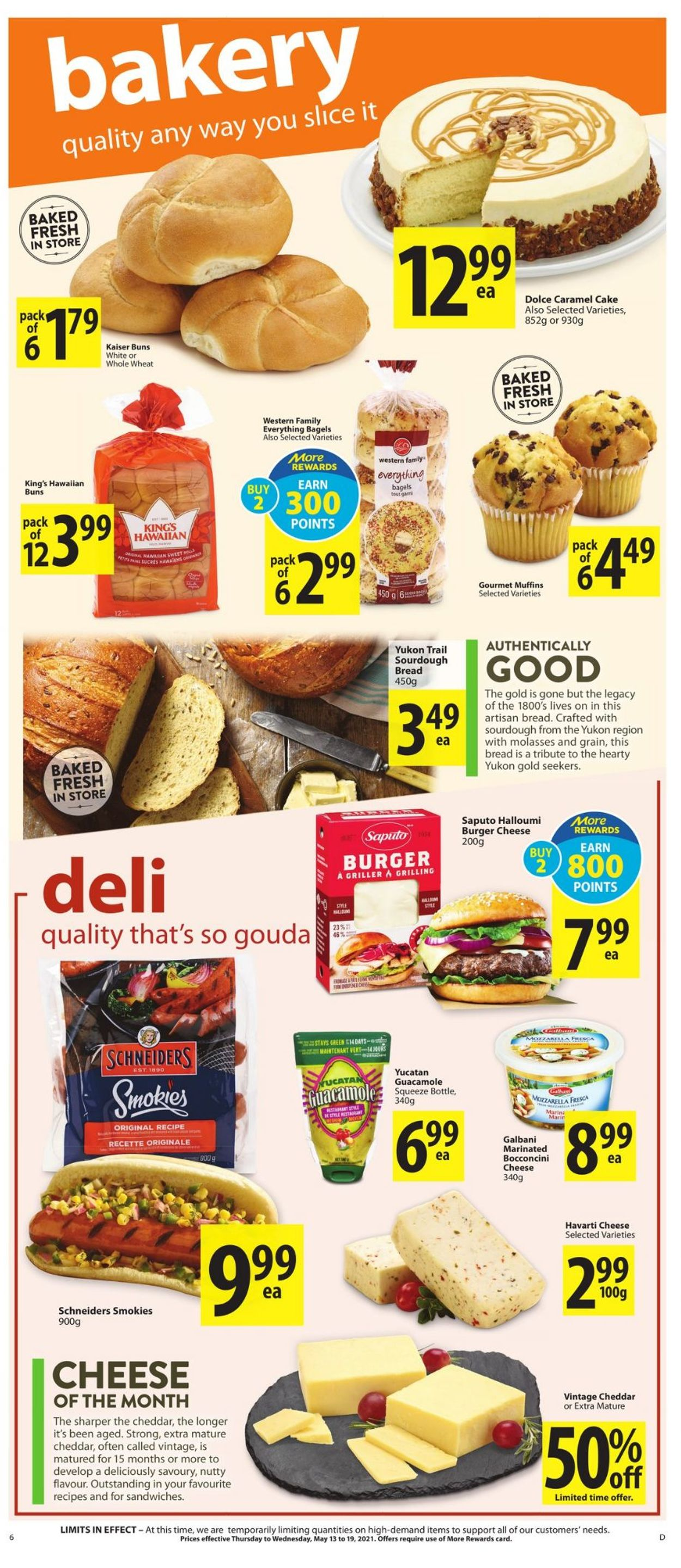 Save-On-Foods Flyer - 05/13-05/19/2021 (Page 10)