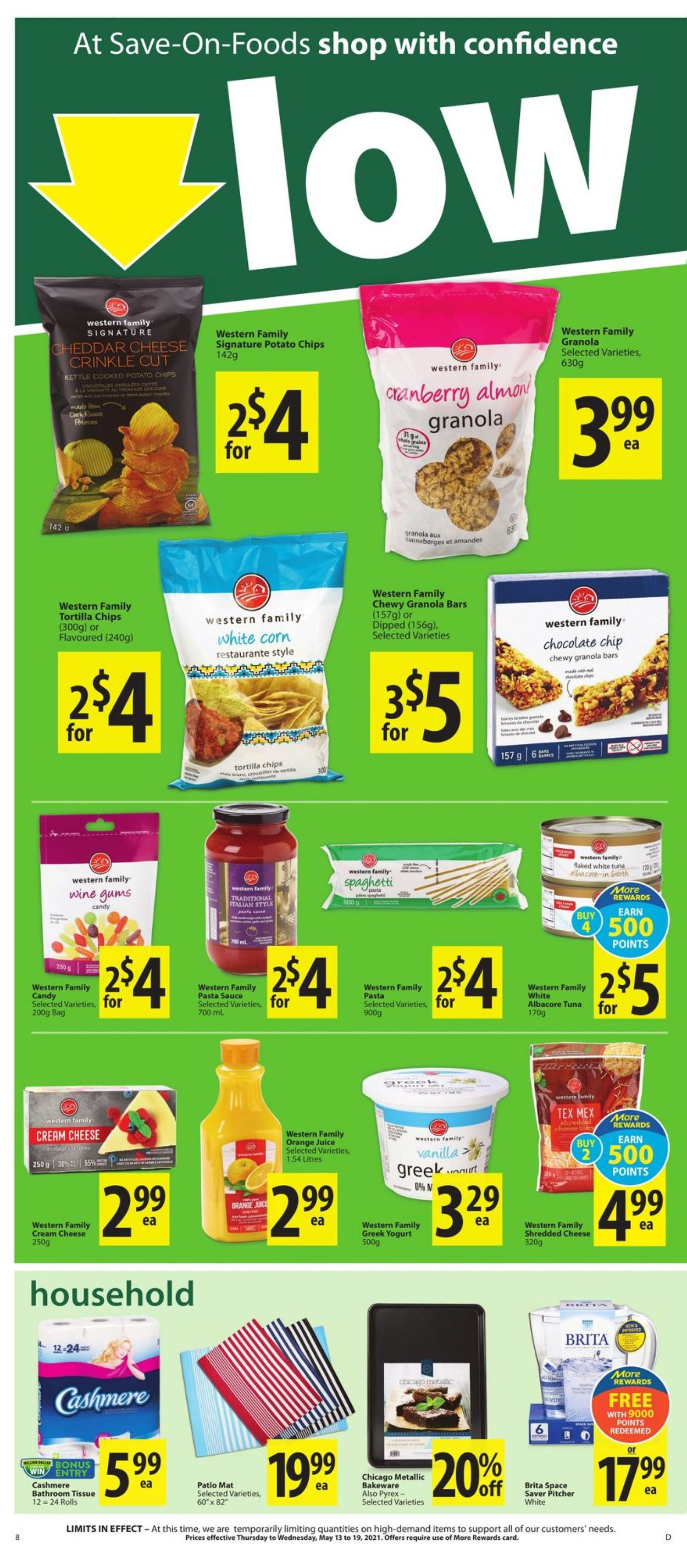 Save-On-Foods Flyer - 05/13-05/19/2021 (Page 12)