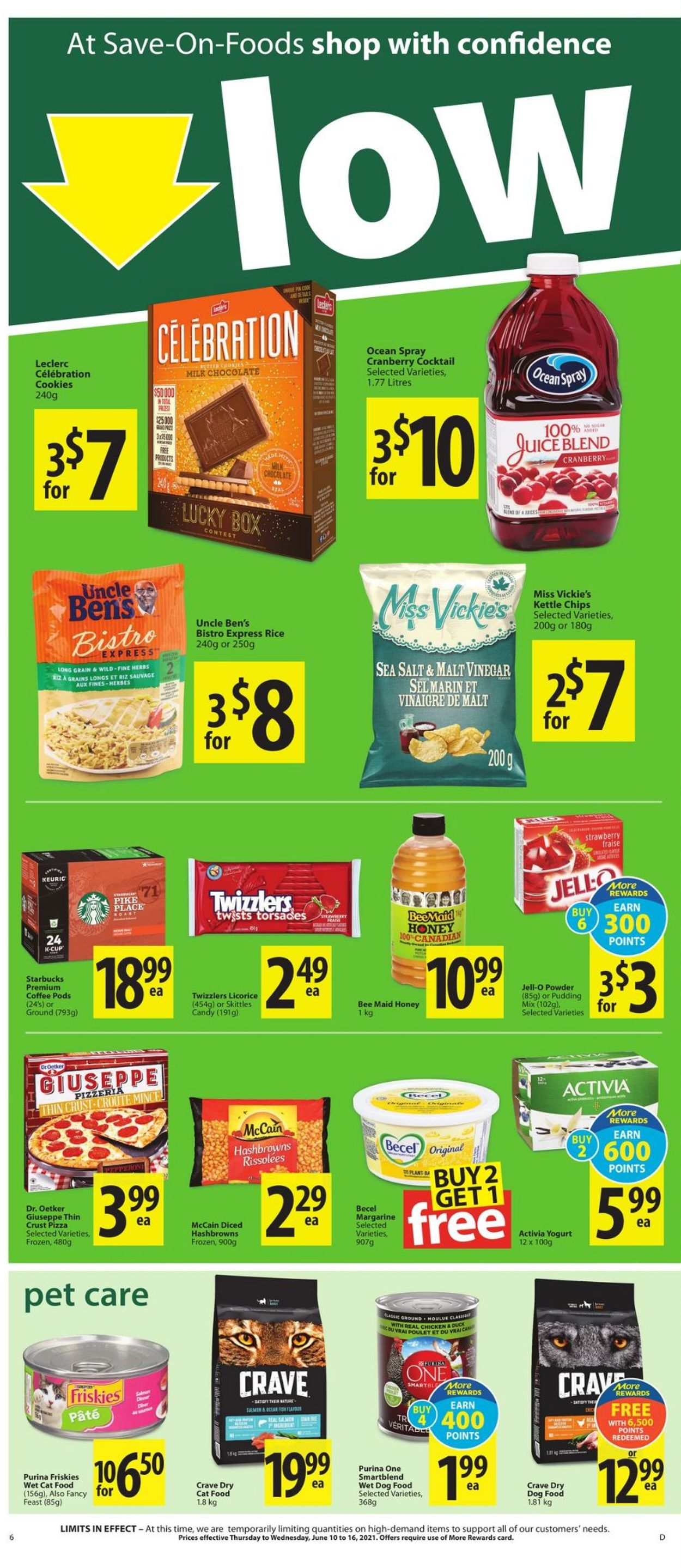 Save-On-Foods Flyer - 06/10-06/16/2021 (Page 6)