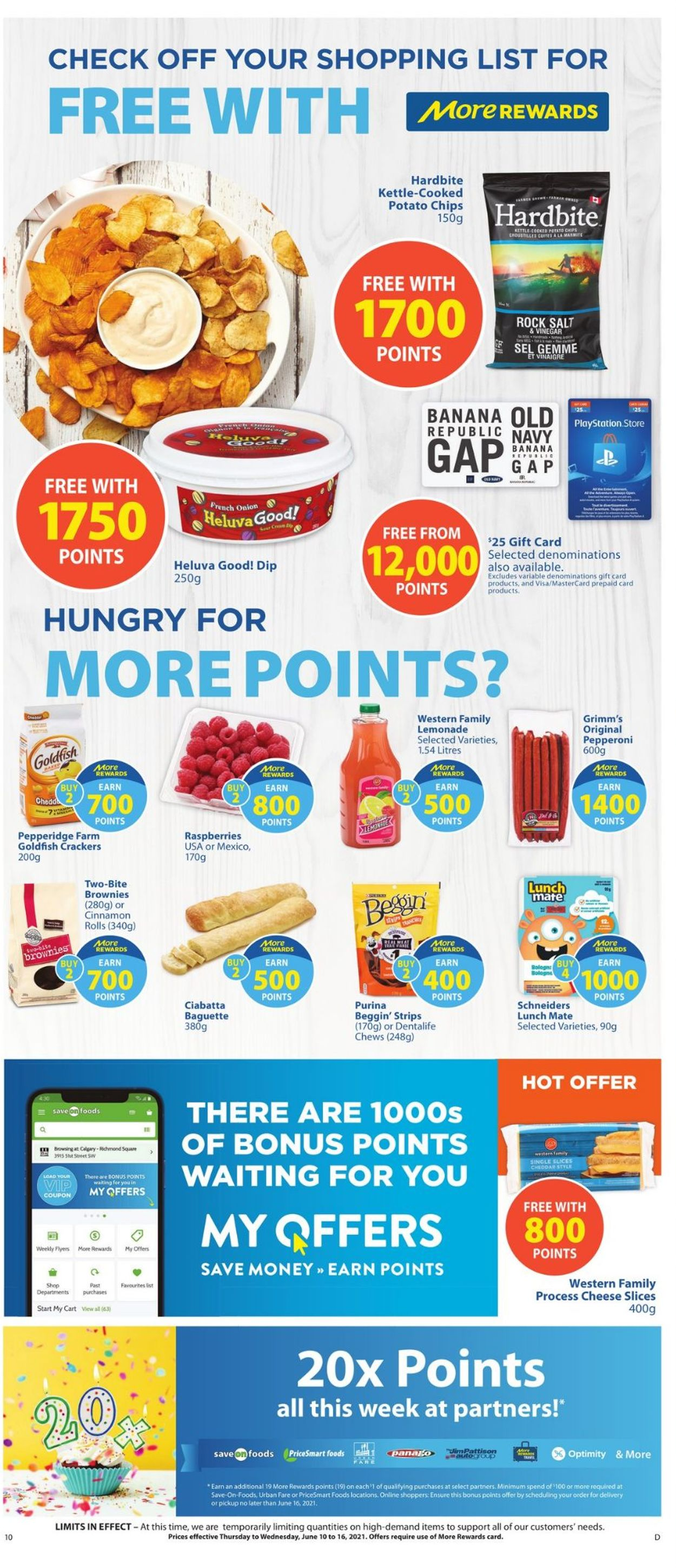 Save-On-Foods Flyer - 06/10-06/16/2021 (Page 10)