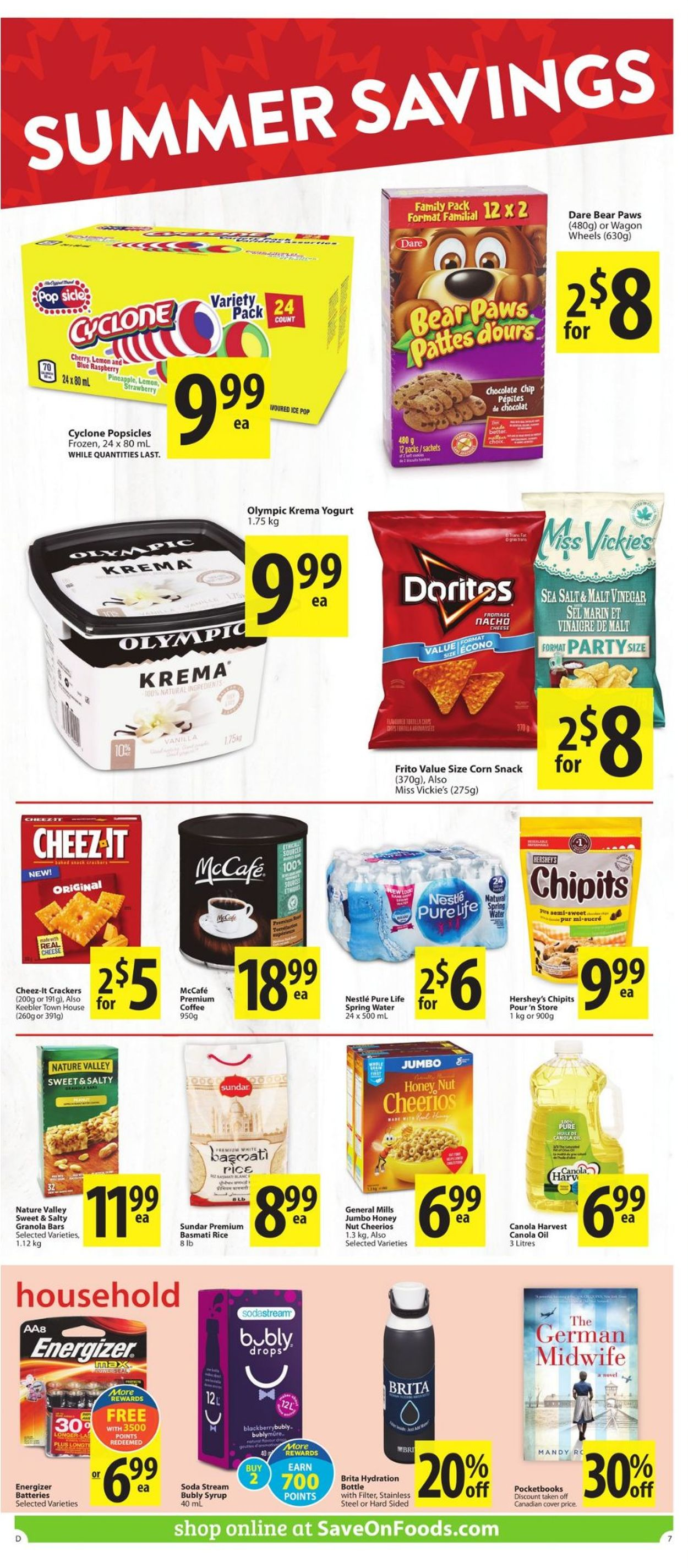 Save-On-Foods Flyer - 06/24-06/30/2021 (Page 9)
