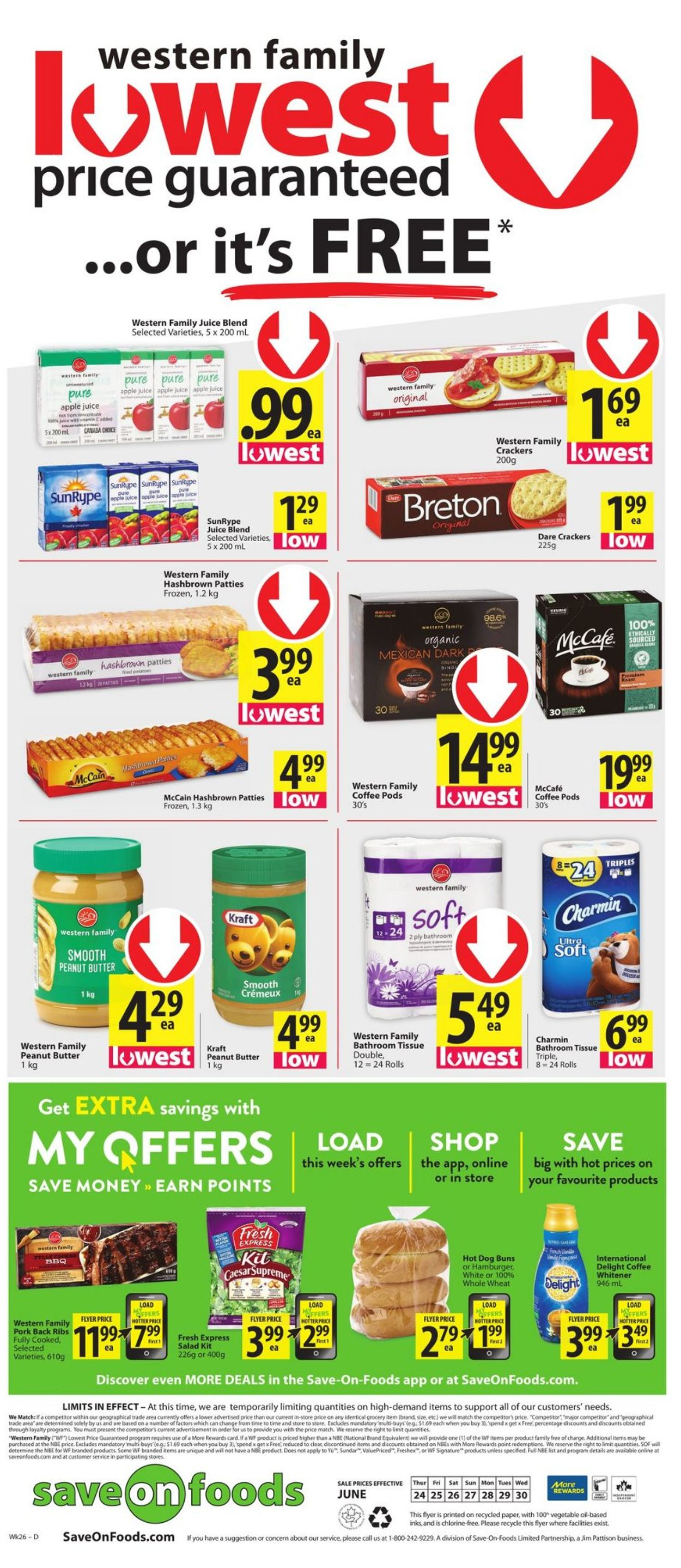 Save-On-Foods Flyer - 06/24-06/30/2021 (Page 12)