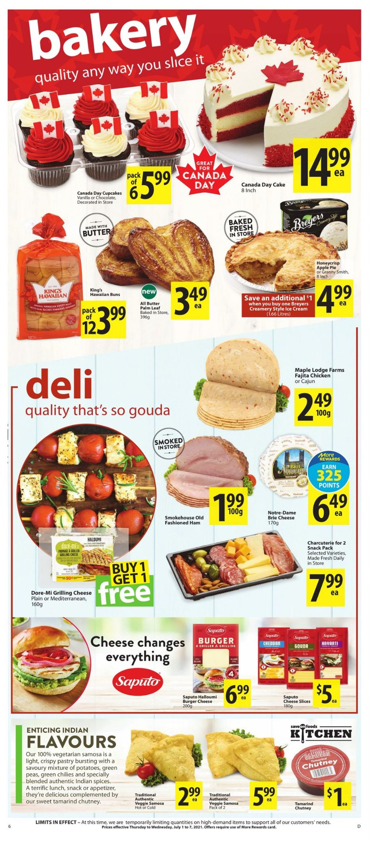 Save-On-Foods Flyer - 07/01-07/07/2021 (Page 6)