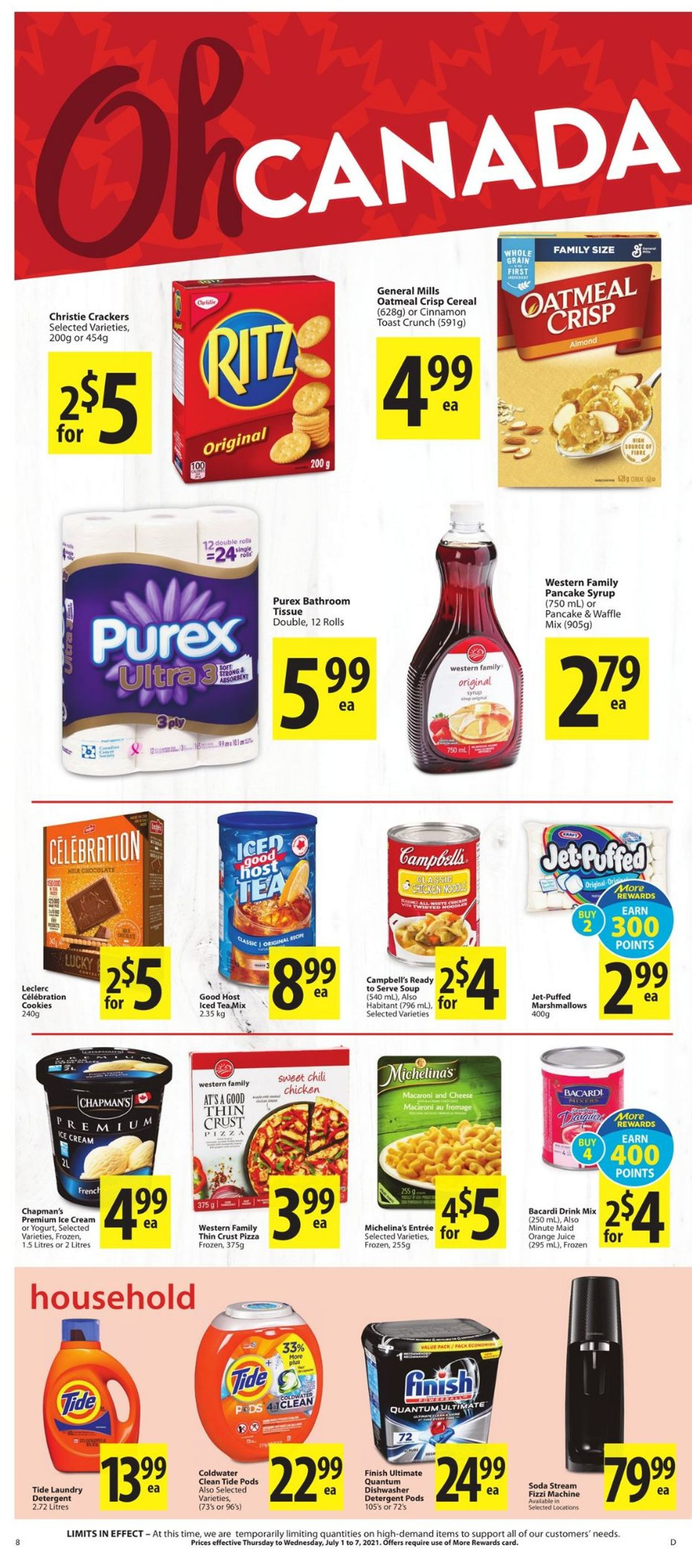 Save-On-Foods Flyer - 07/01-07/07/2021 (Page 8)