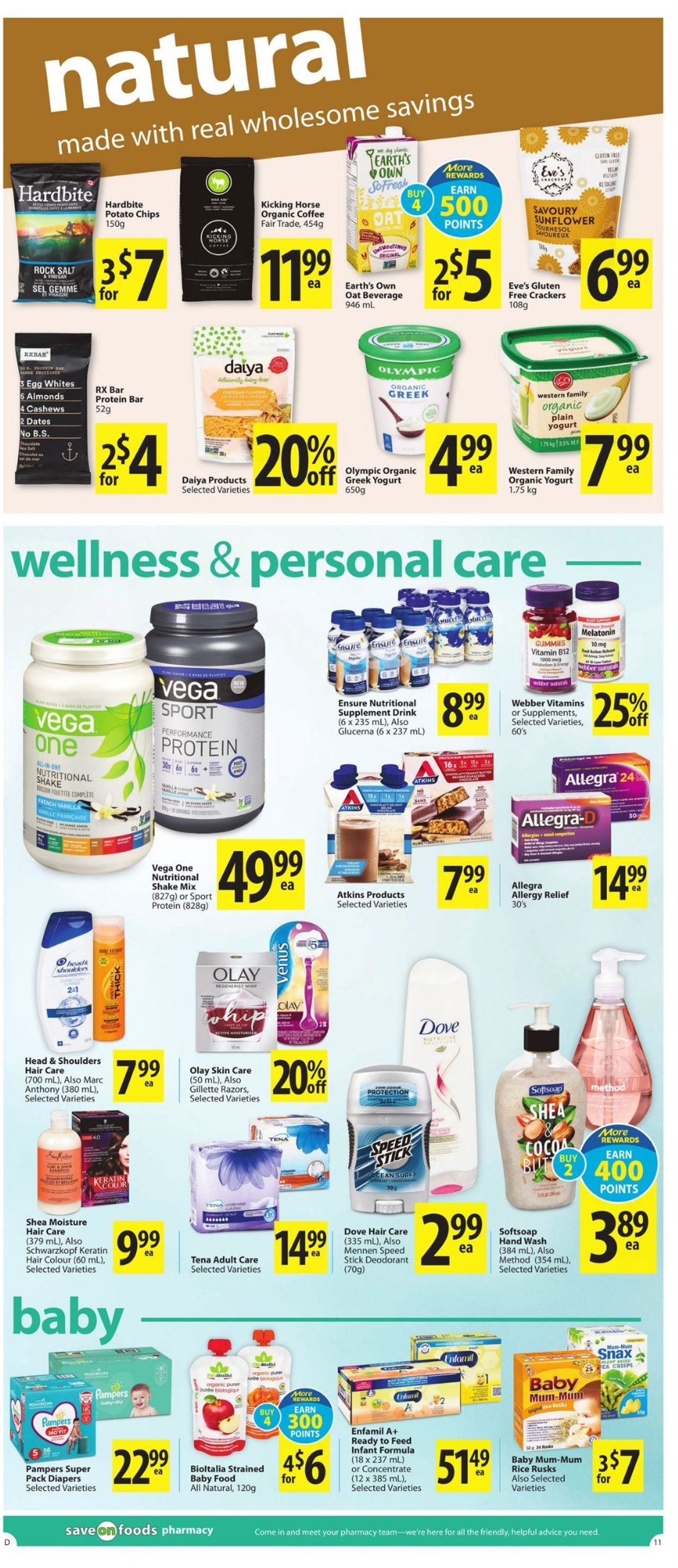 Save-On-Foods Flyer - 07/01-07/07/2021 (Page 11)