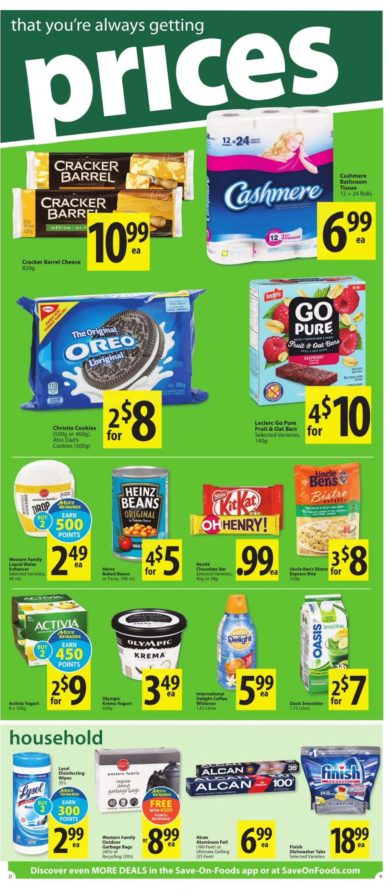 Save-On-Foods Flyer - 07/08-07/14/2021 (Page 9)