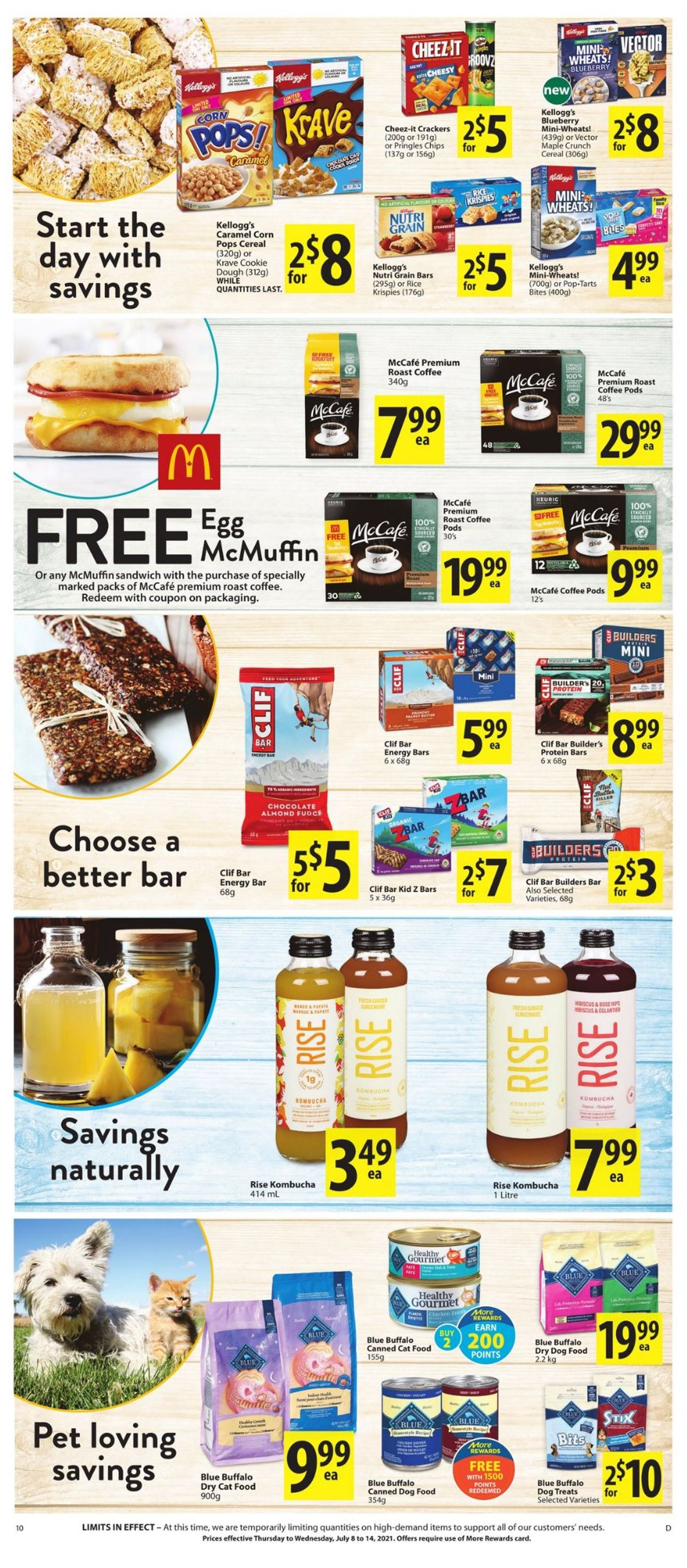 Save-On-Foods Flyer - 07/08-07/14/2021 (Page 10)