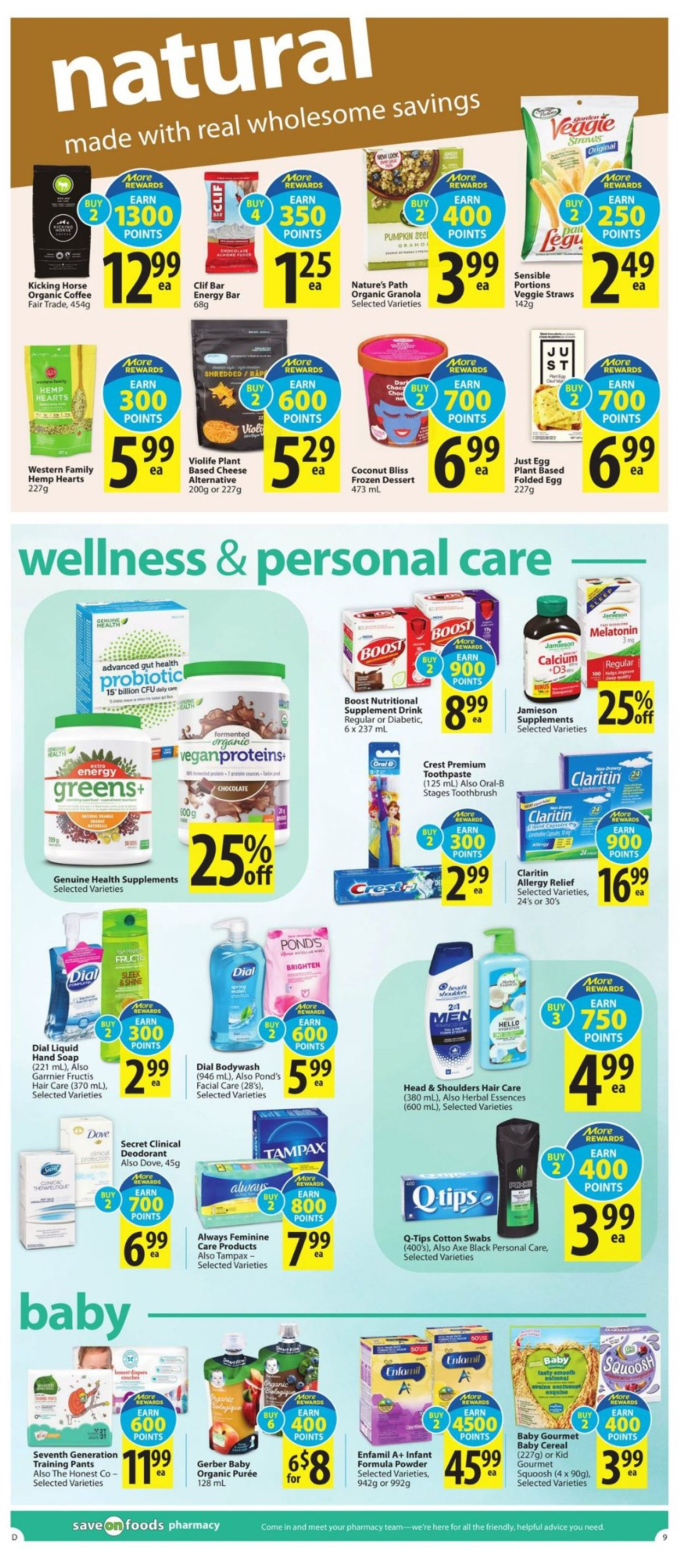 Save-On-Foods Flyer - 07/15-07/21/2021 (Page 9)