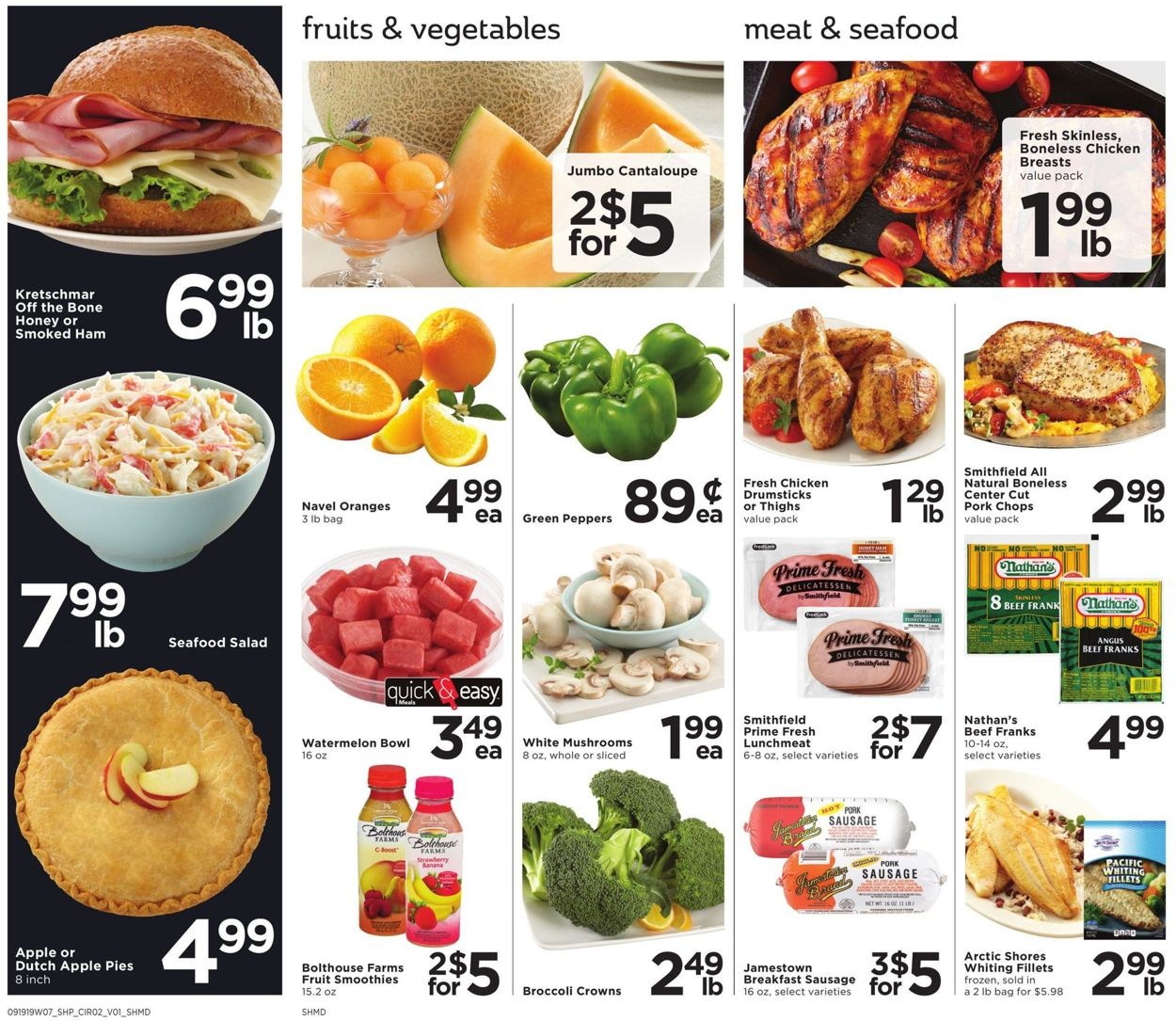 Shoppers Flyer - 09/19-09/25/2019 (Page 2)
