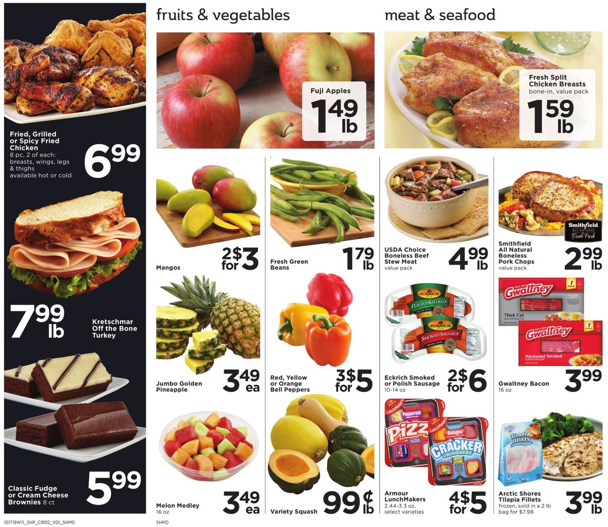 Shoppers Flyer - 10/17-10/23/2019 (Page 2)