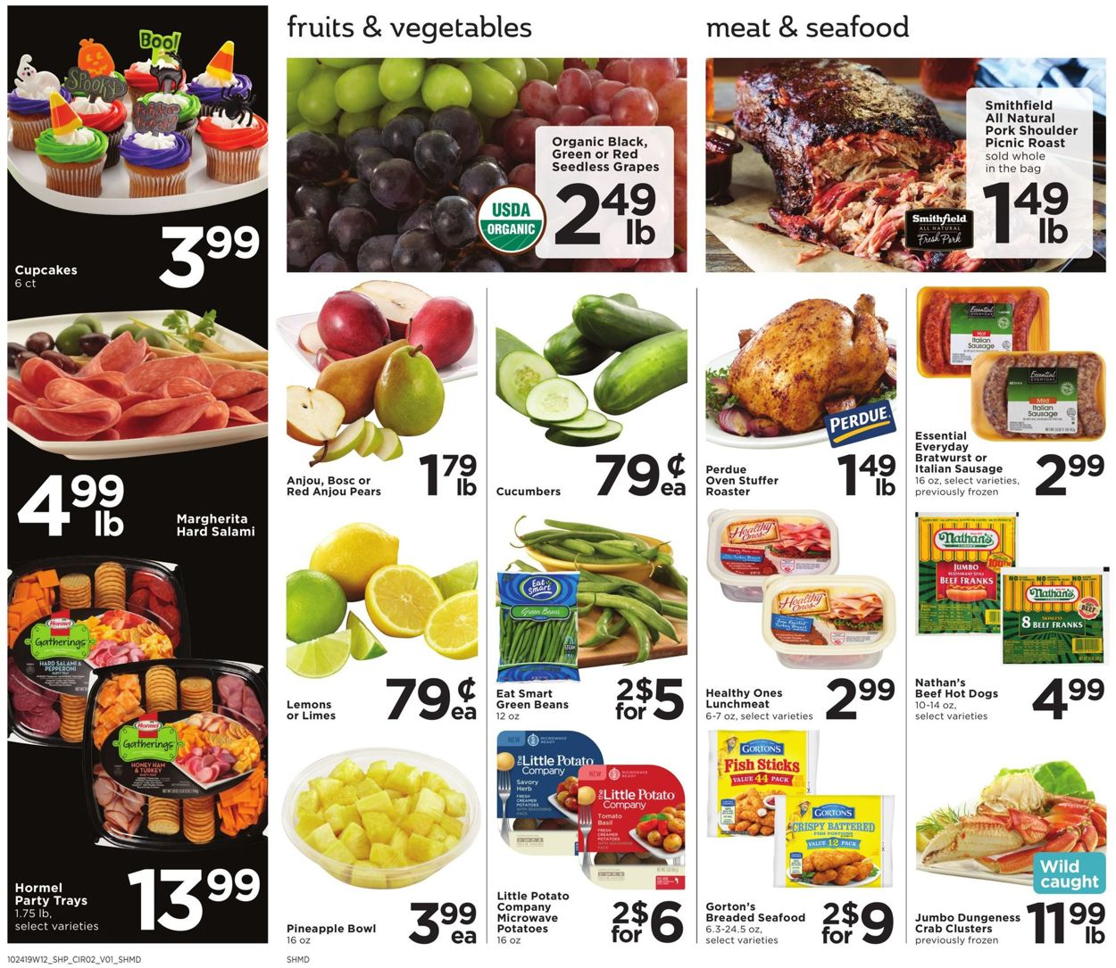 Shoppers Flyer - 10/24-10/30/2019 (Page 2)
