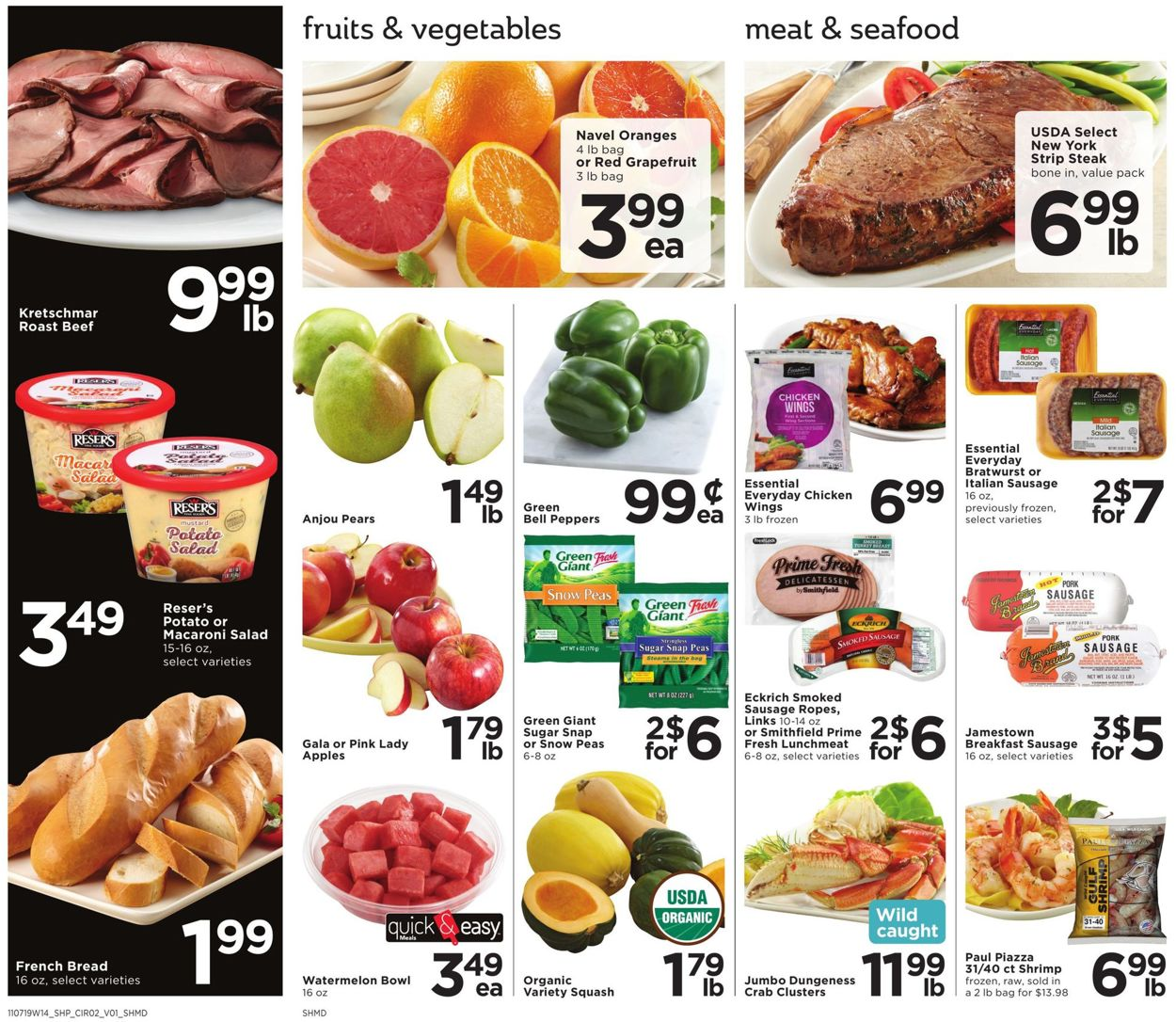 Shoppers Flyer - 11/07-11/13/2019 (Page 2)
