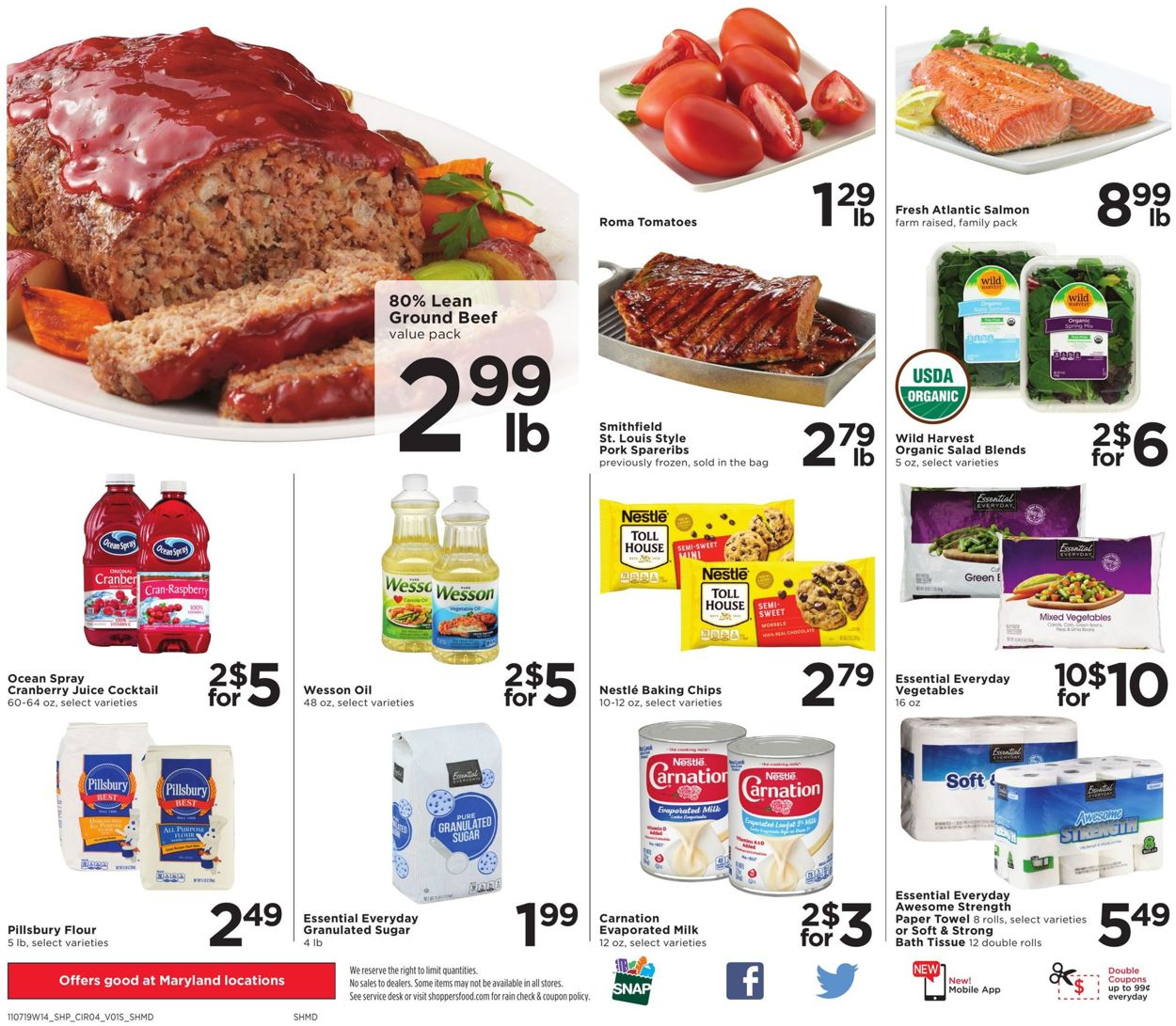 Shoppers Flyer - 11/07-11/13/2019 (Page 4)