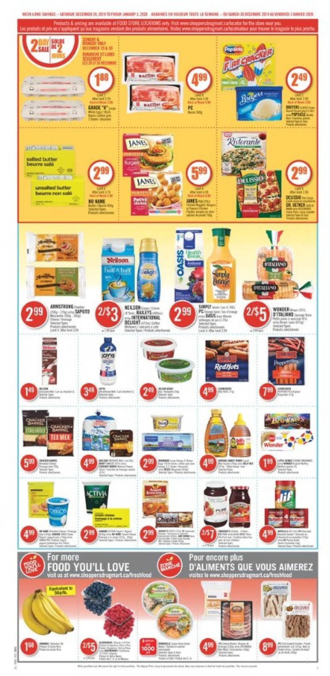 Shoppers Flyer - 12/28-01/03/2020 (Page 5)