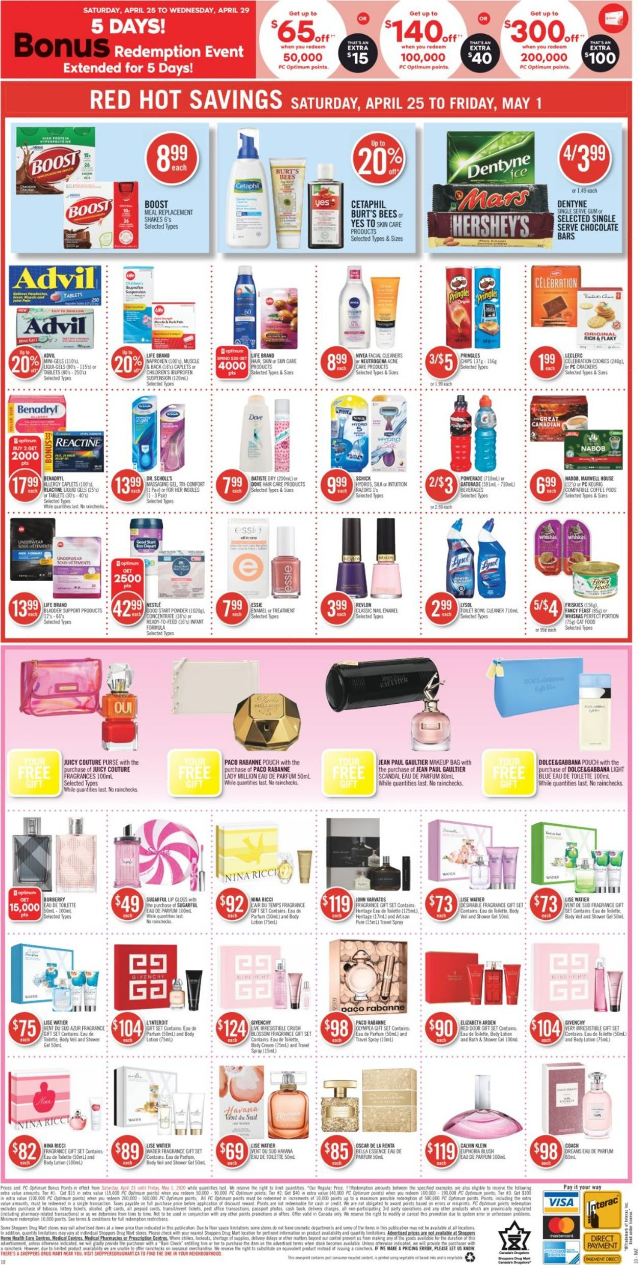 Shoppers Flyer - 04/25-05/01/2020 (Page 23)